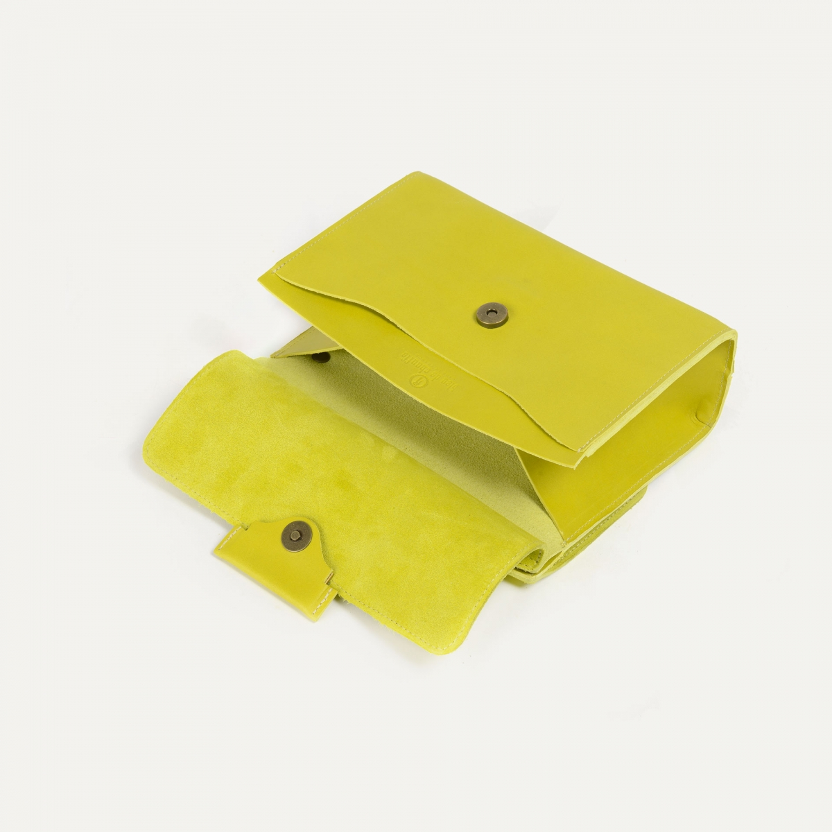 Origami S clutch bag - Bergamot (image n°4)