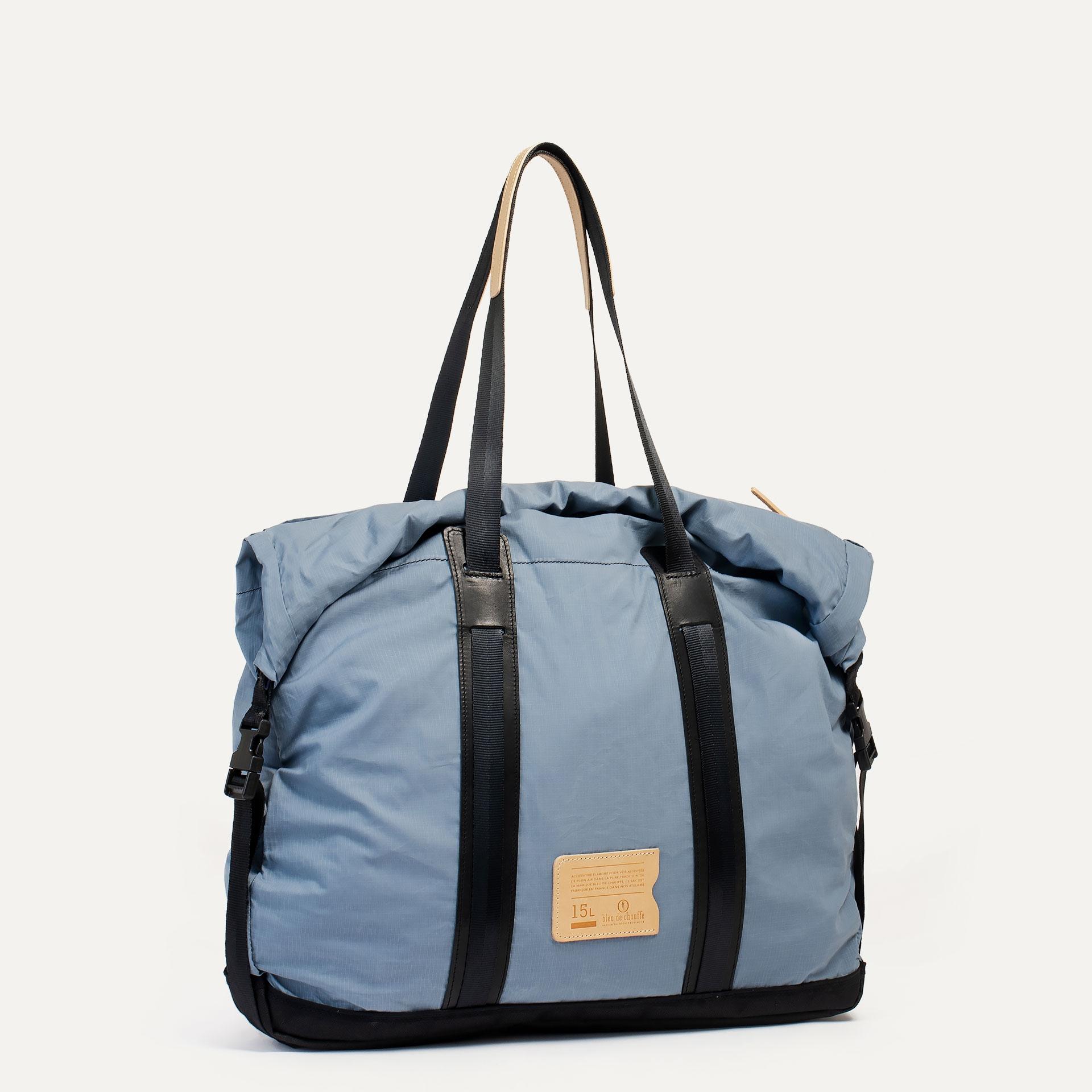 15L Barda Tote bag - blue grey (image n°2)
