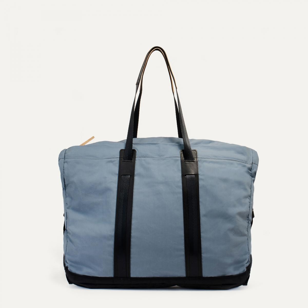 15L Barda Tote bag - blue grey (image n°3)