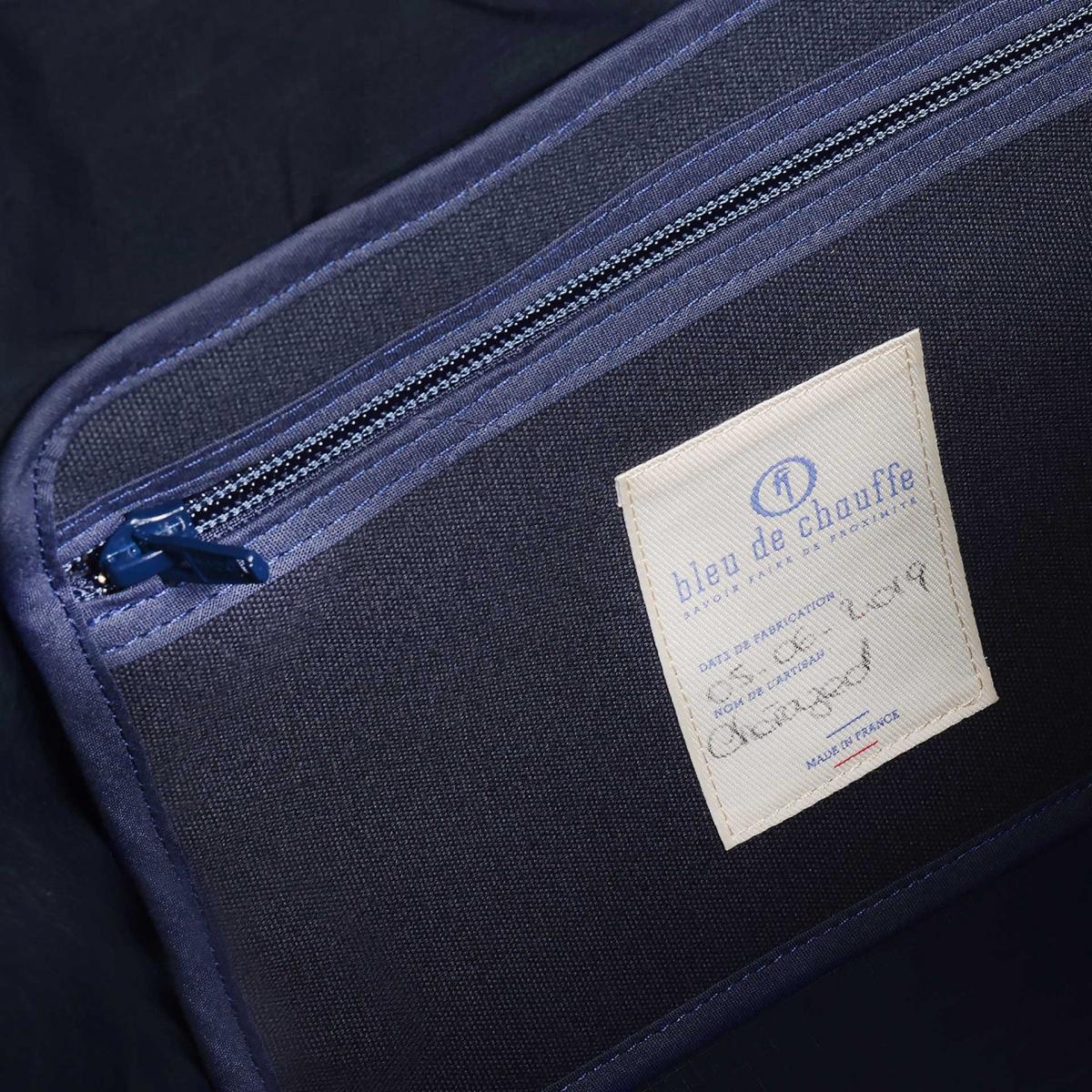 15L Barda Tote bag - Hague Blue (image n°4)
