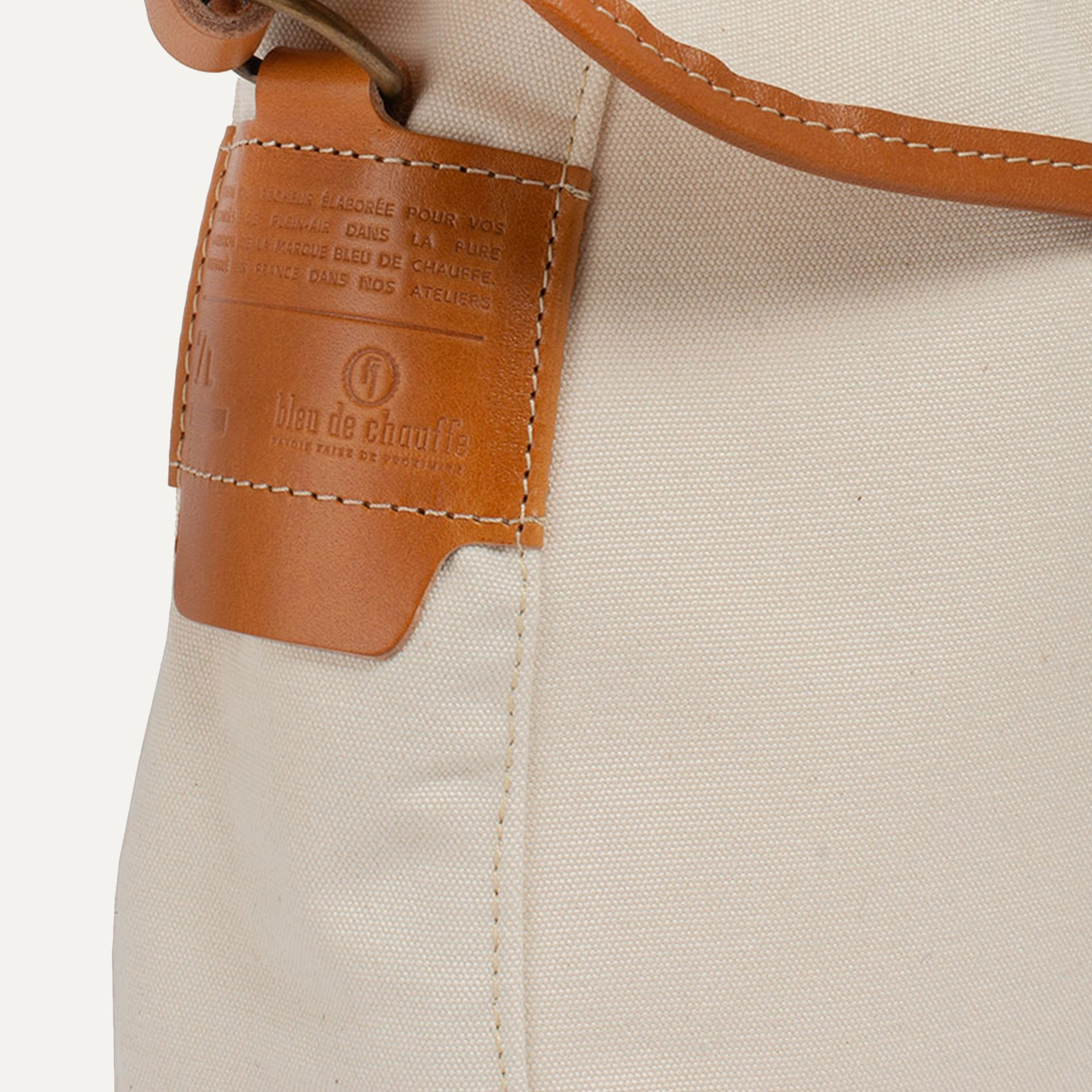 Fisherman's Musette M - Ceruse White (image n°6)