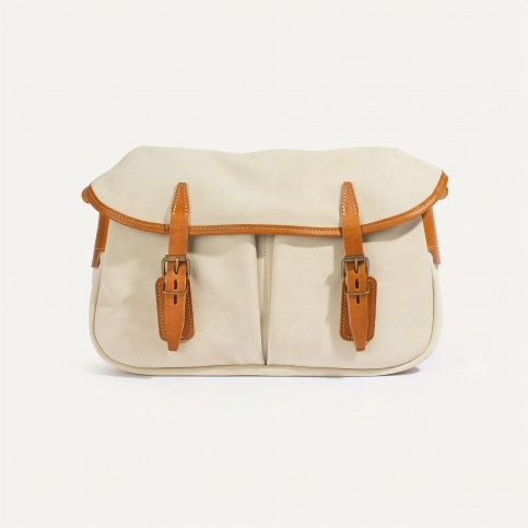Fisherman's Musette S - Frost / Suede