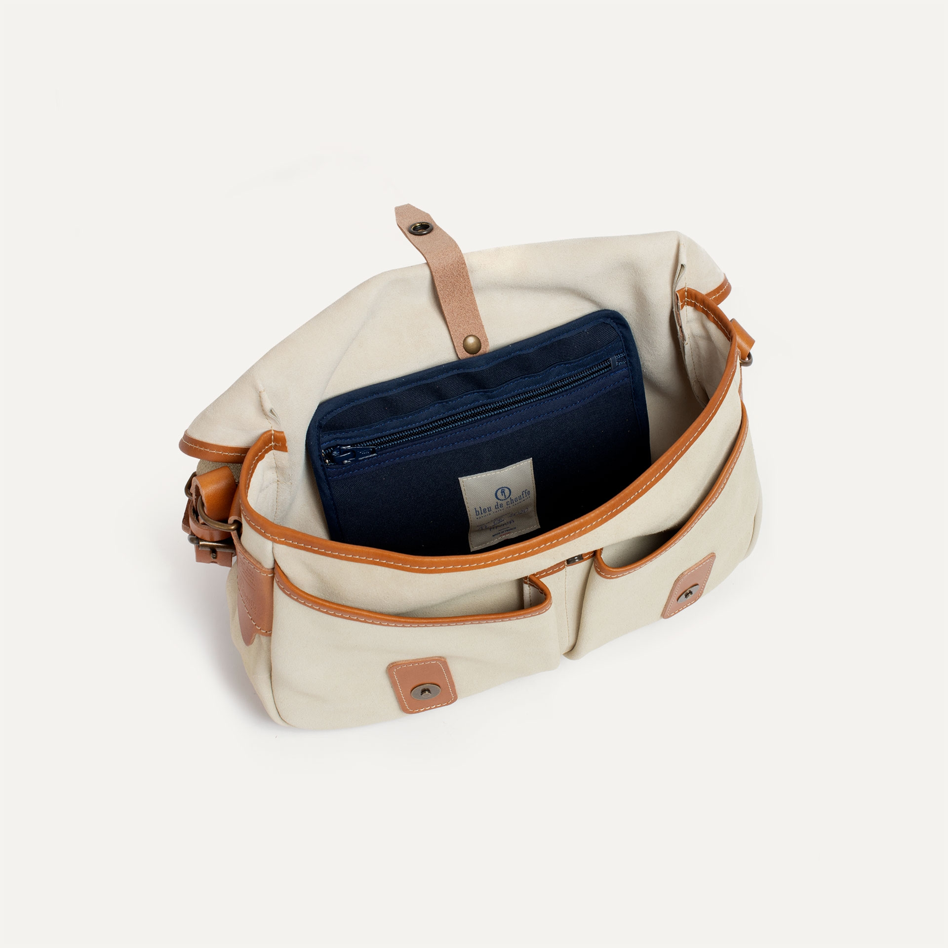 Fisherman's Musette S / Suede - Frost (image n°4)