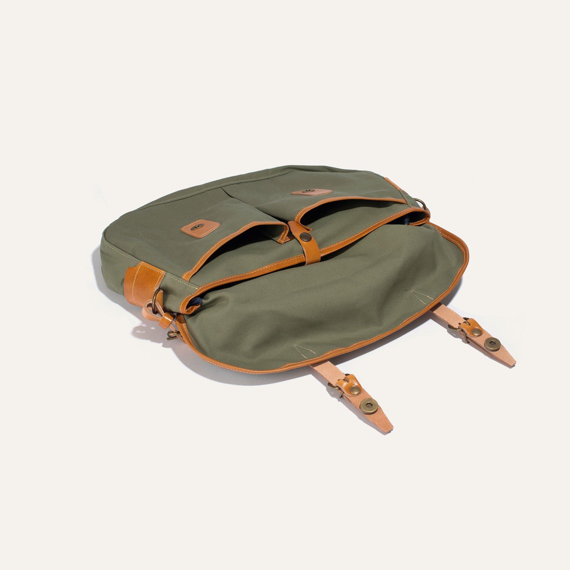 Musette du Pêcheur S - Vert Lichen (image n°4)