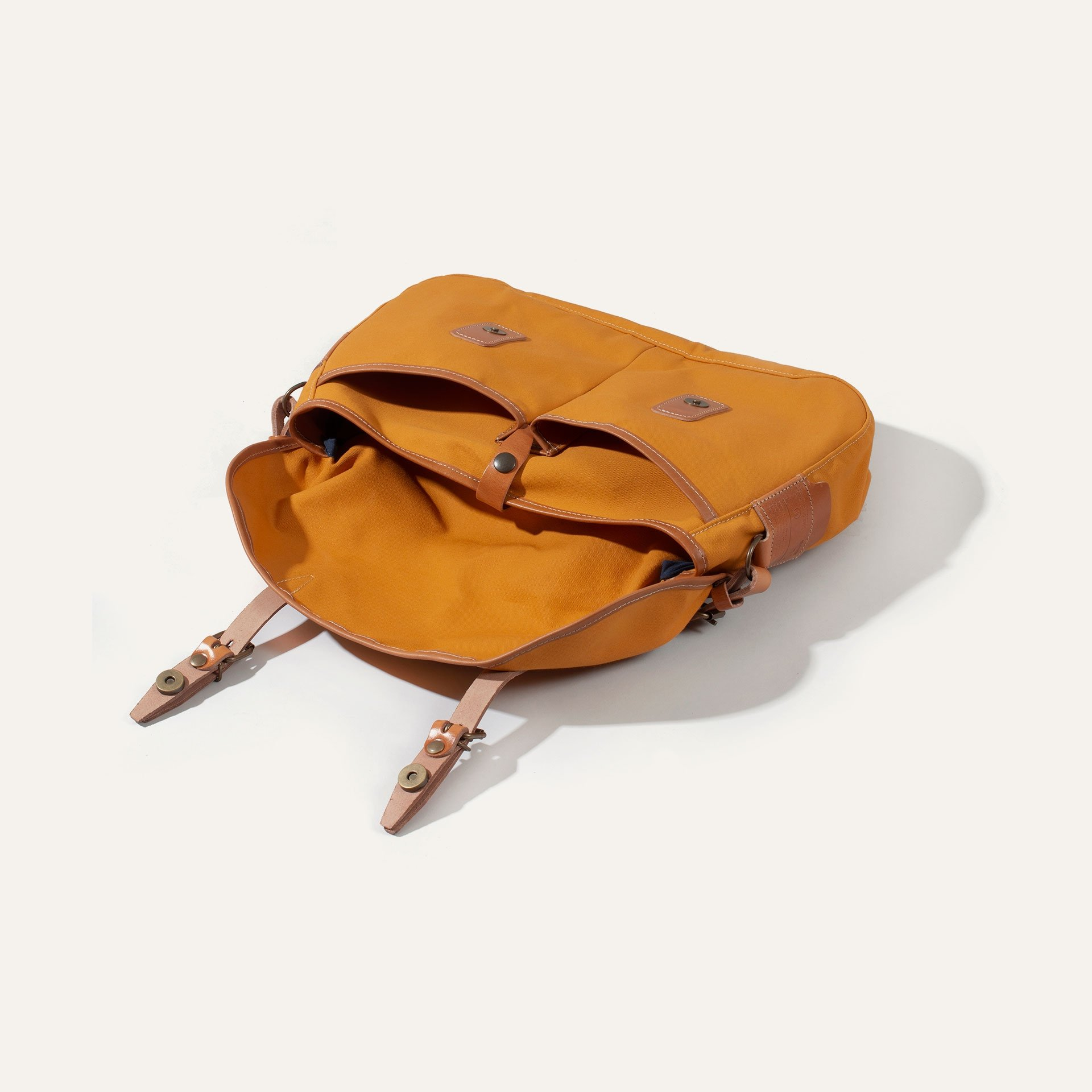 Fisherman's Musette S - Yellow ochre (image n°4)