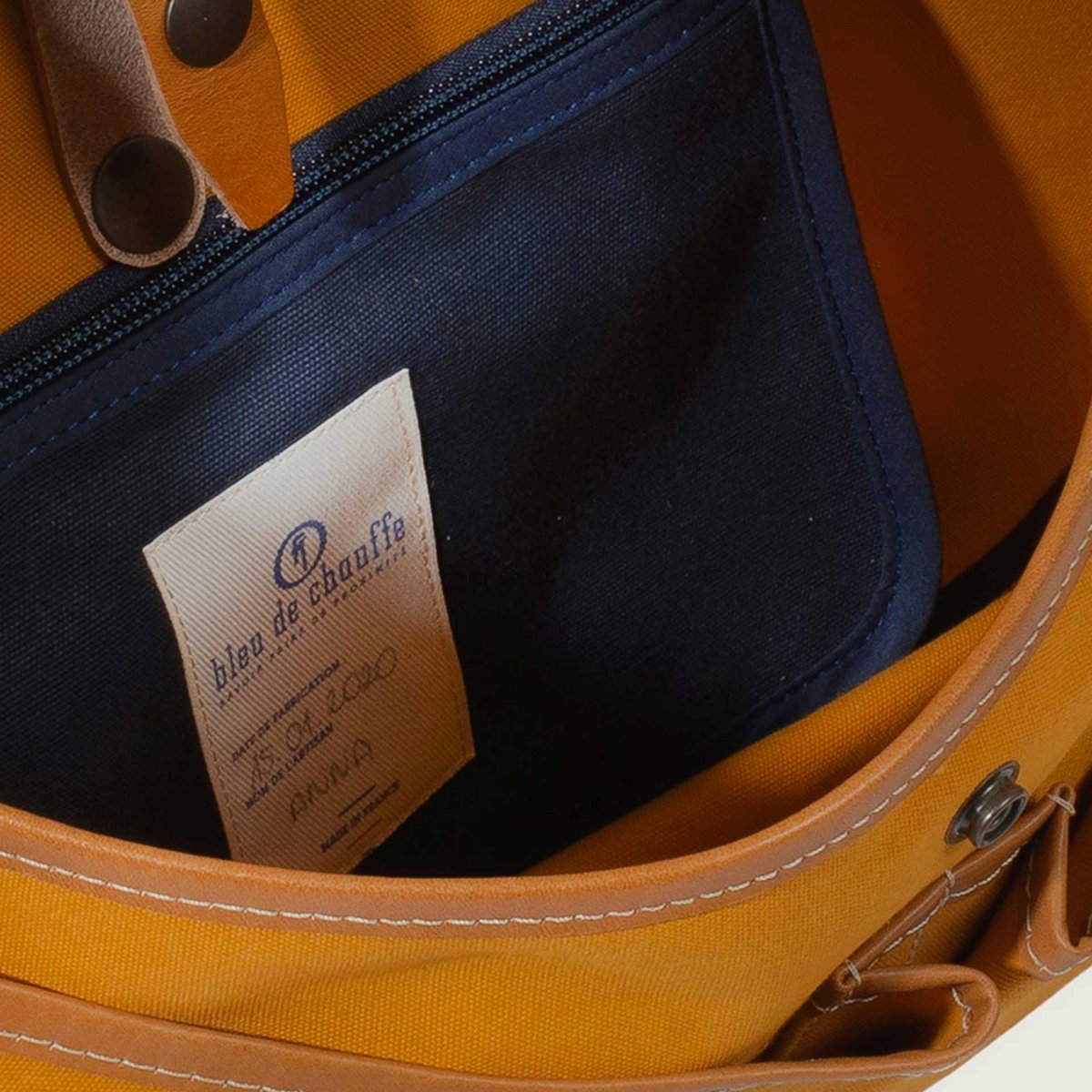 Fisherman's Musette S - Yellow ochre (image n°5)