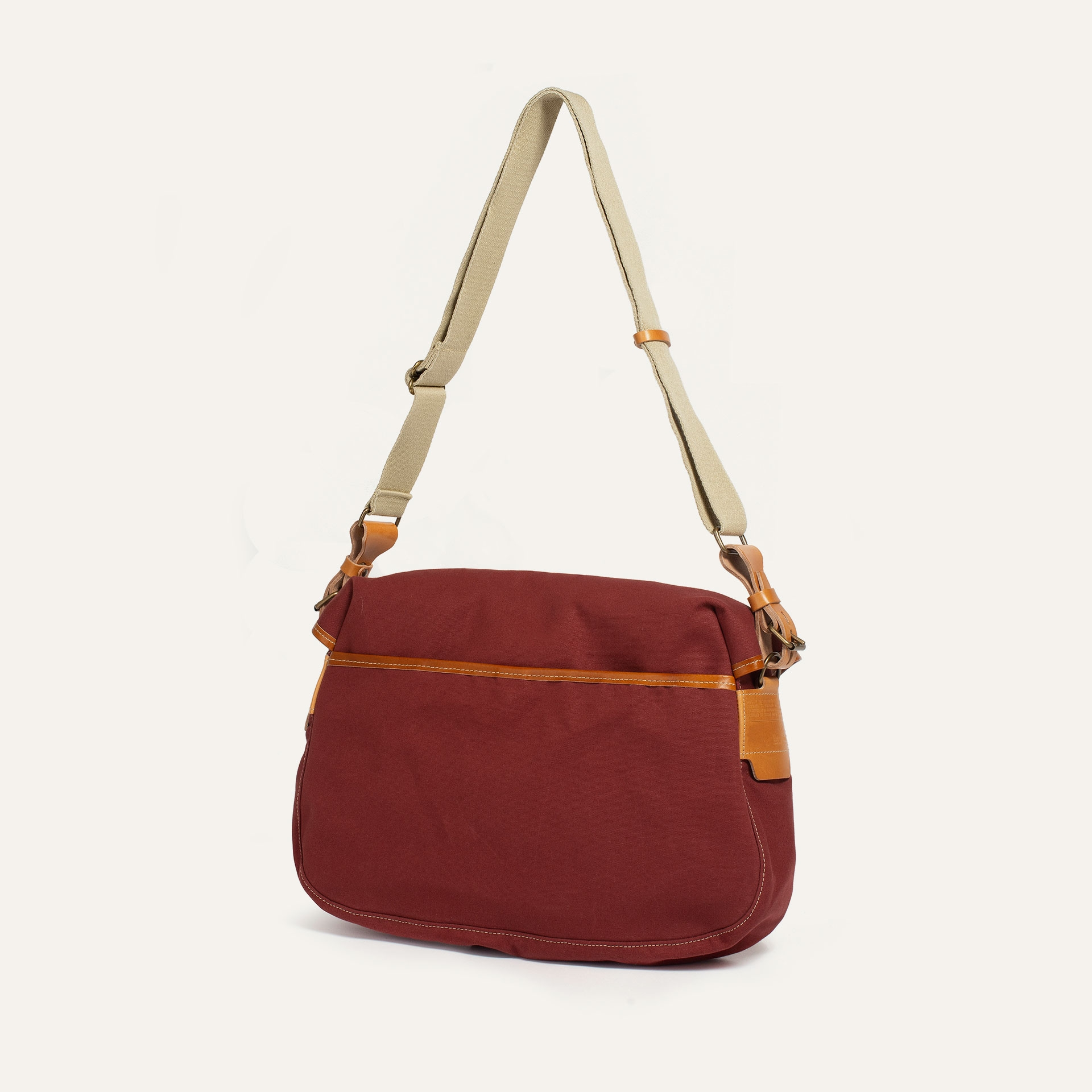 Fisherman's Musette S - Cardinal red (image n°3)