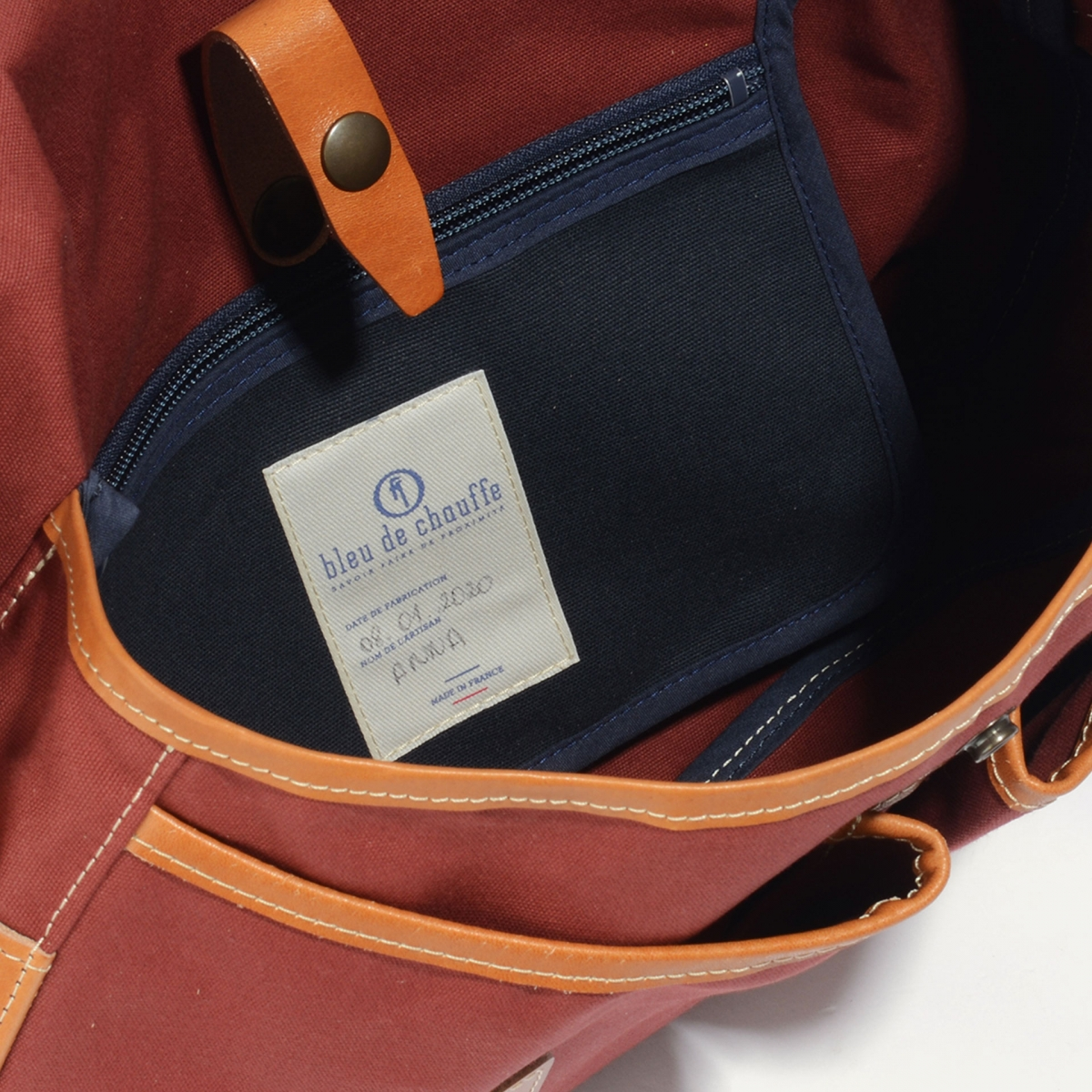 Fisherman's Musette S - Cardinal red (image n°5)