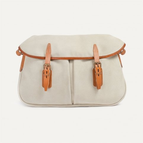 Fisherman's Musette - Frost / Suede