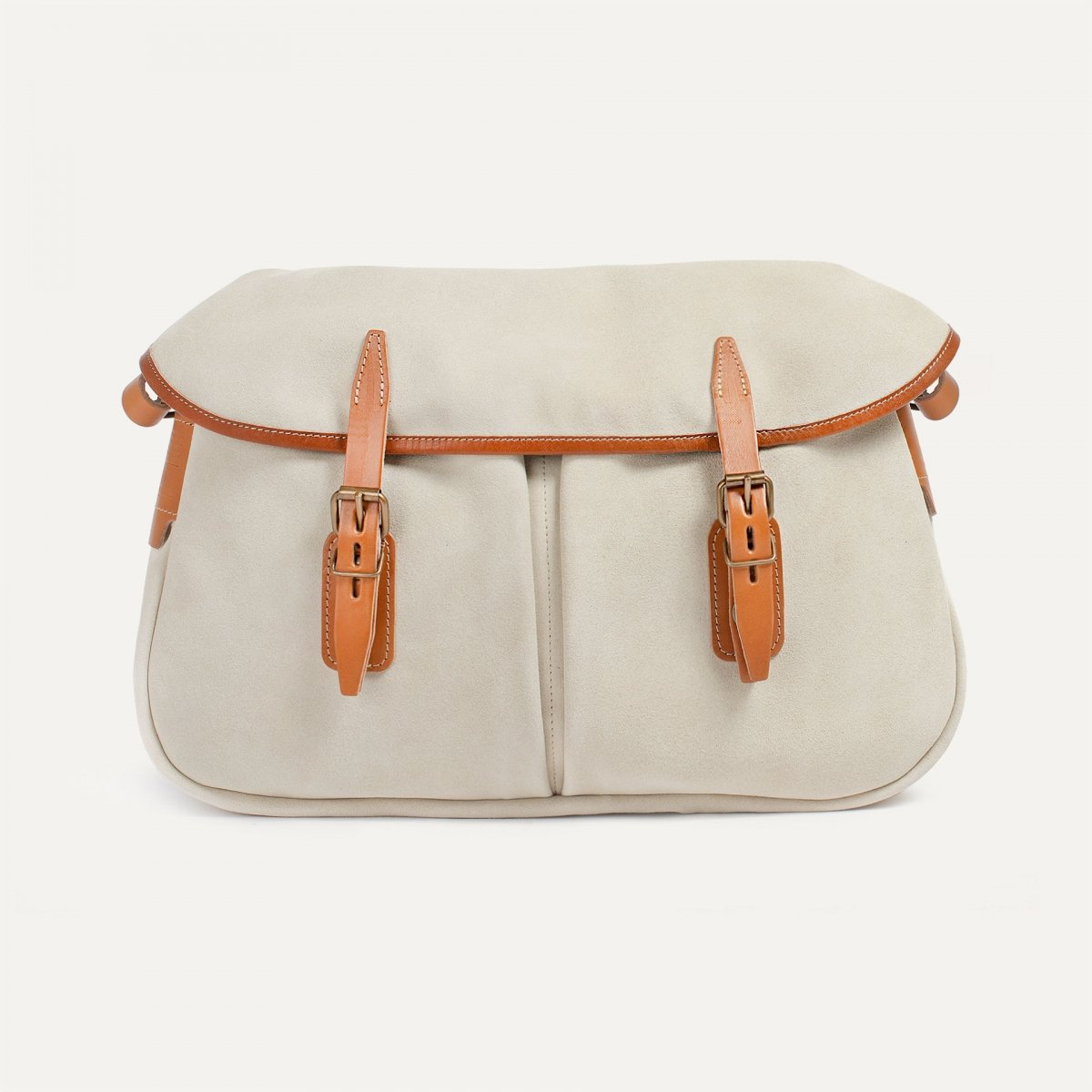Fisherman's Musette M / Suede - Frost (image n°1)