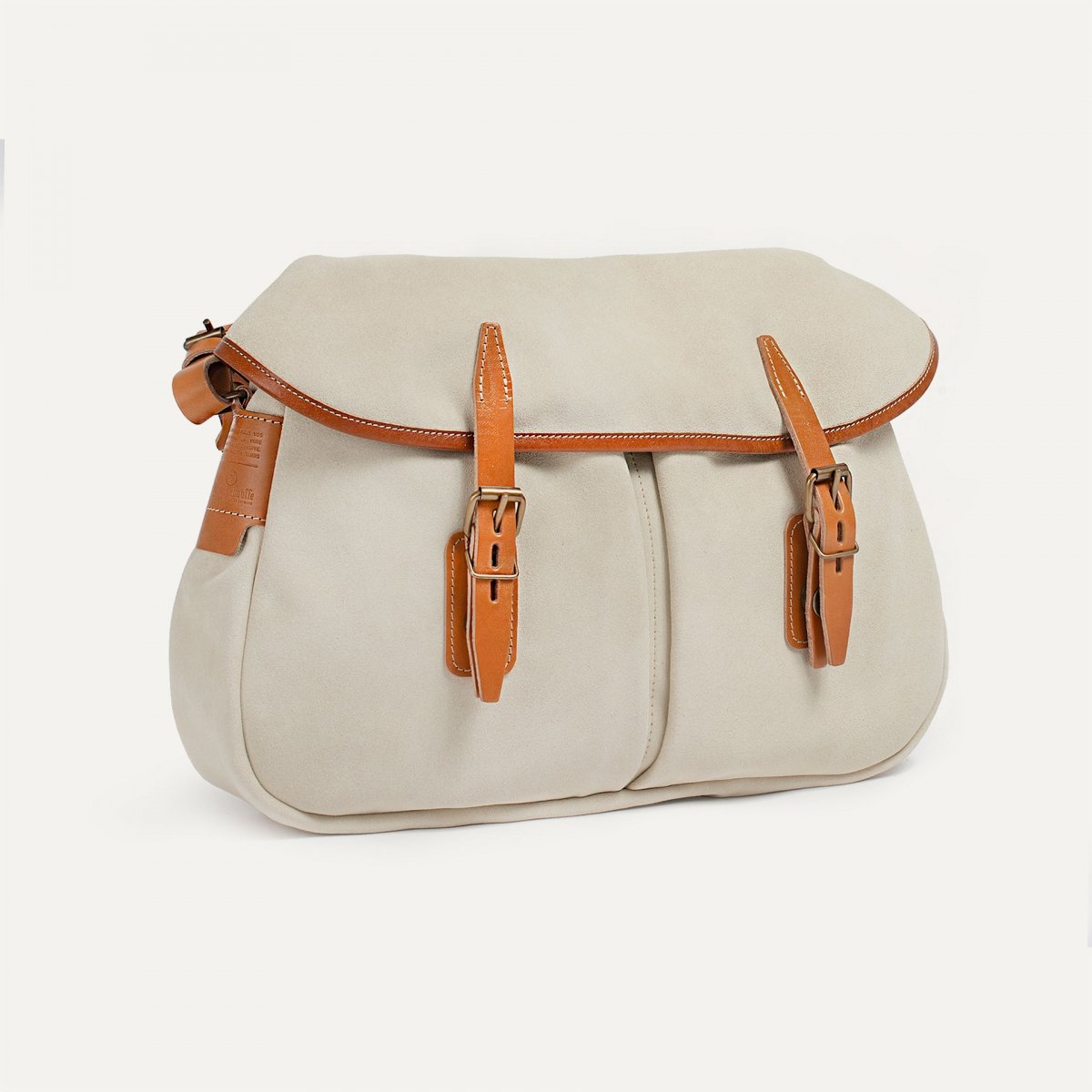 Fisherman's Musette M / Suede - Frost (image n°2)