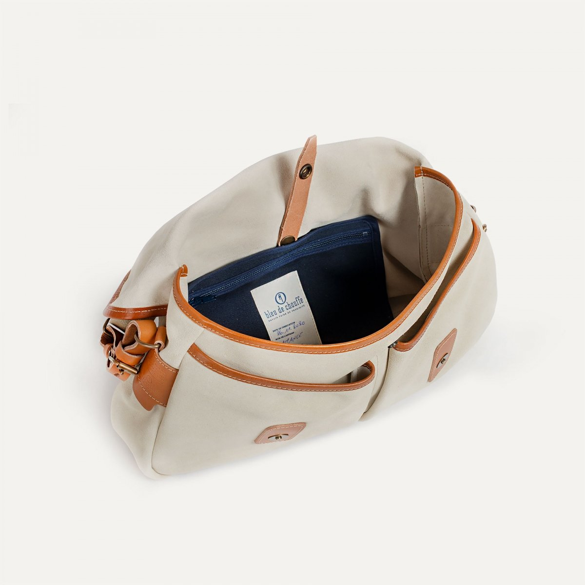 Fisherman's Musette M / Suede - Frost (image n°4)