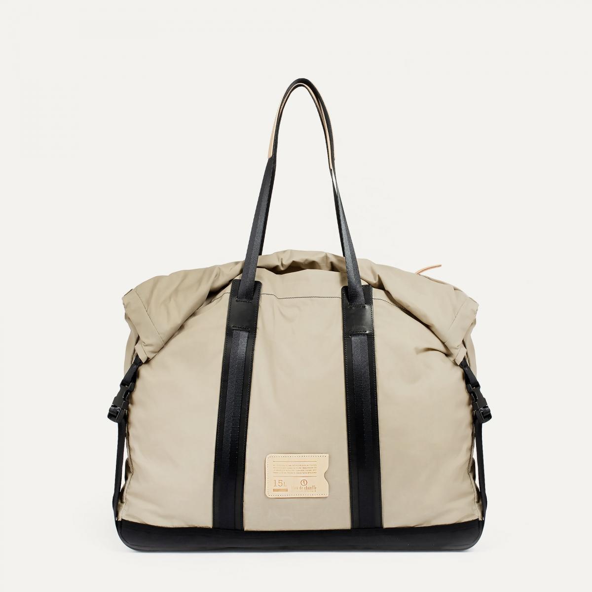 15L Barda Tote bag - Beige (image n°1)