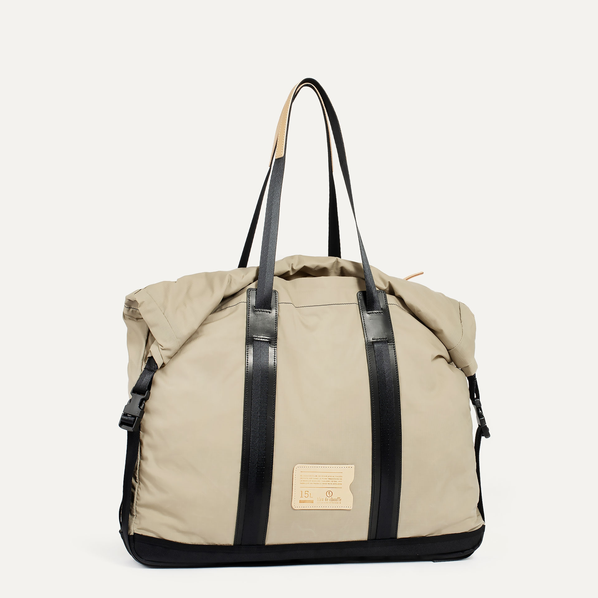 15L Barda Tote bag - Beige (image n°2)