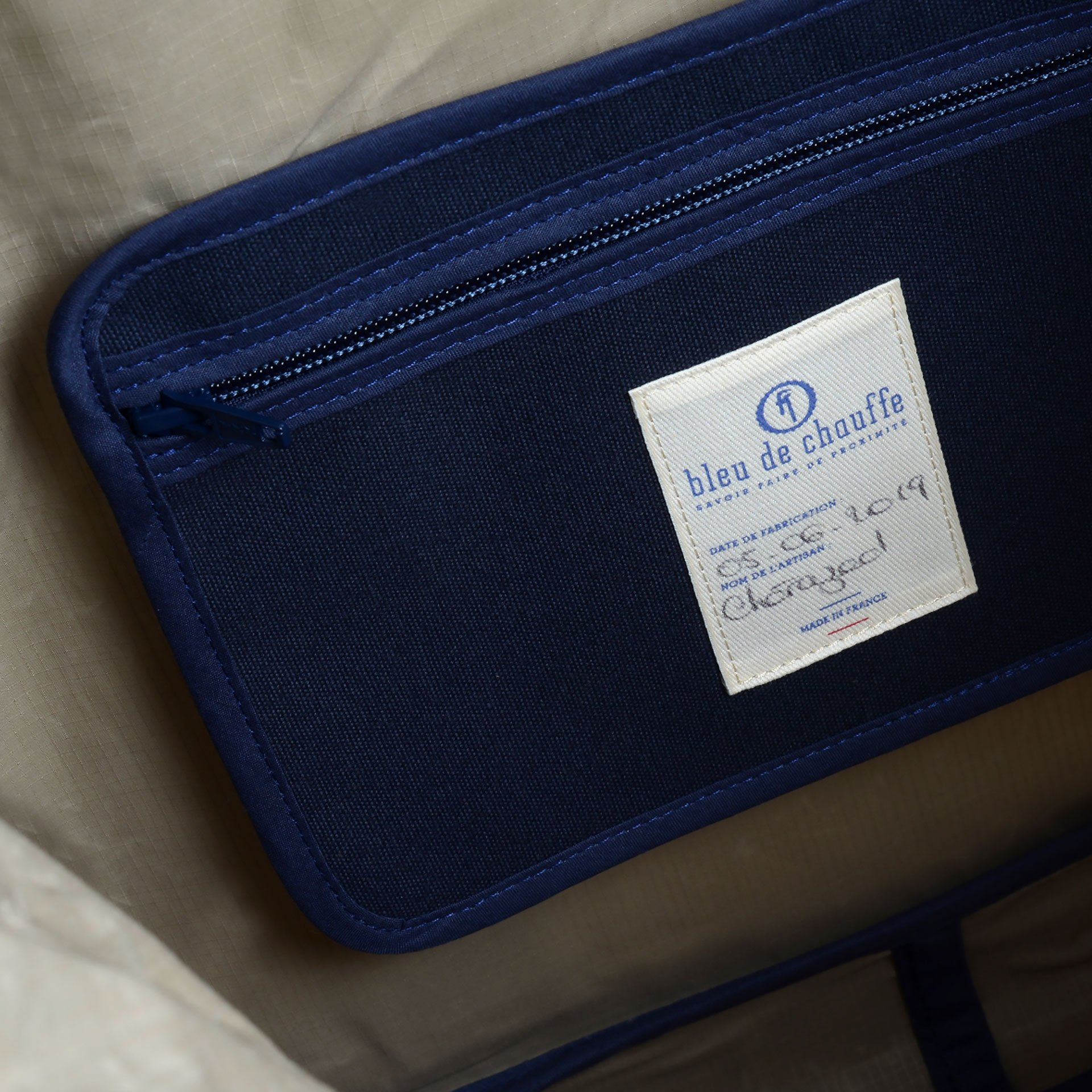 15L Barda Tote bag - Beige (image n°4)