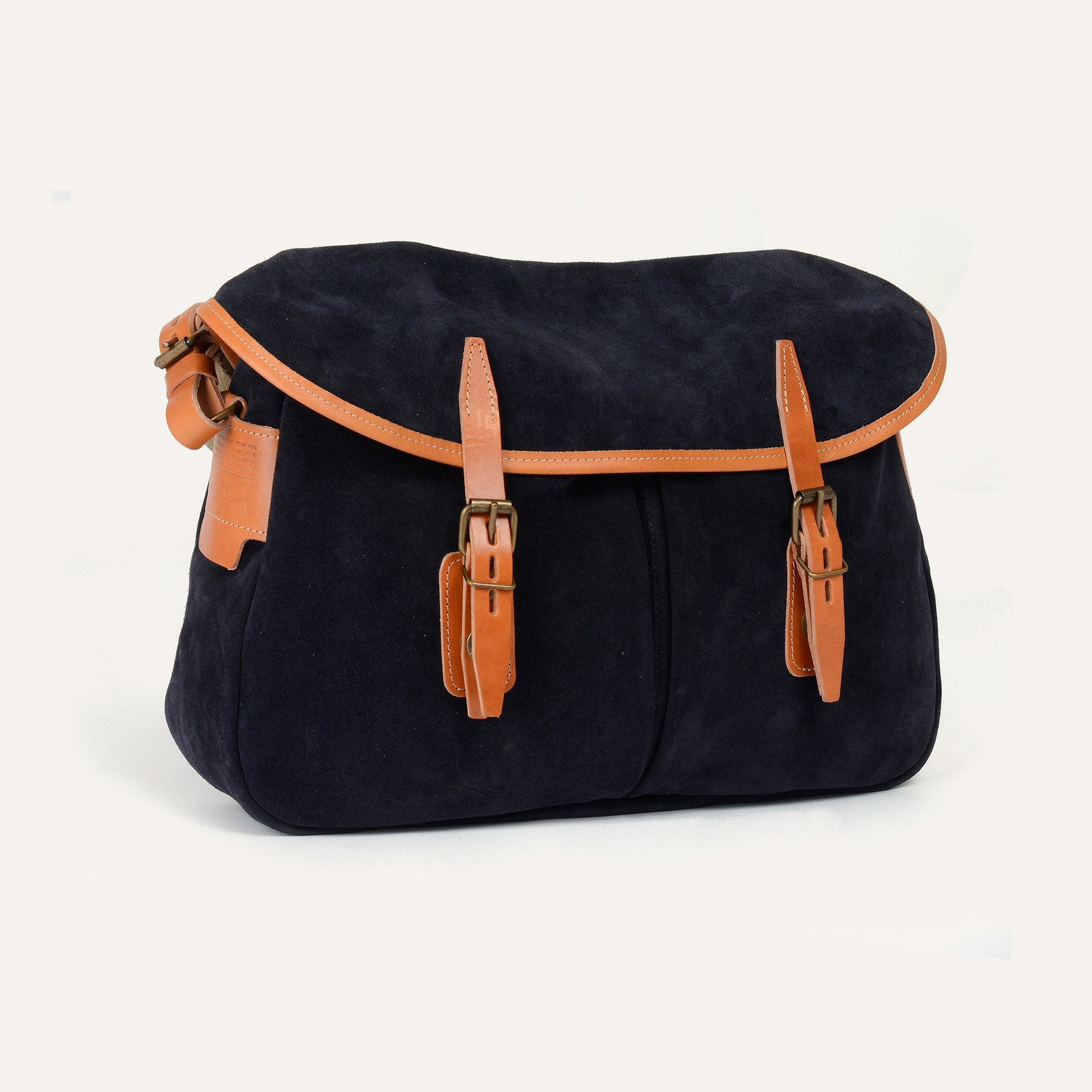 Fisherman's Musette M / Suede - Blue Universe (image n°2)