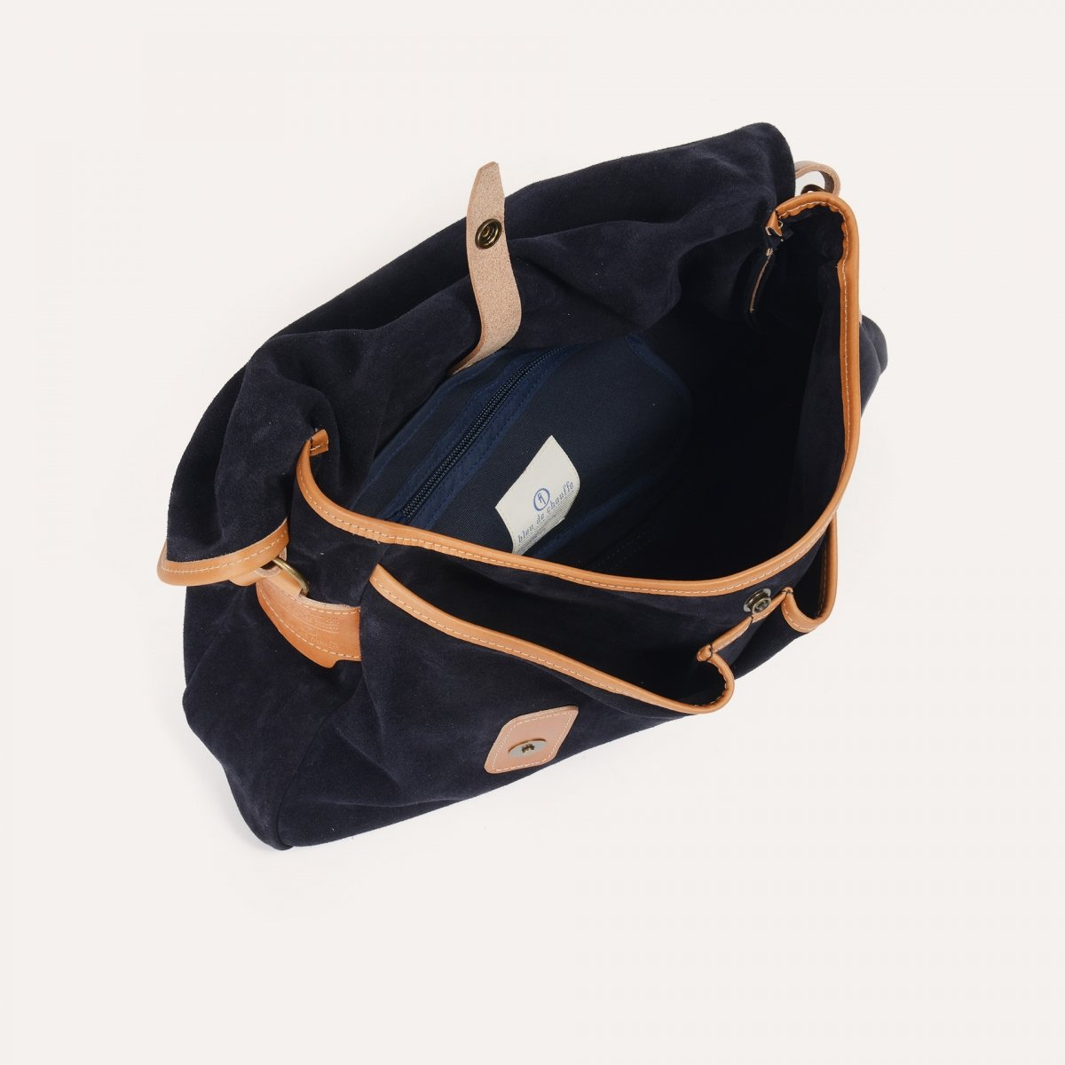 Fisherman's Musette M / Suede - Blue Universe (image n°4)