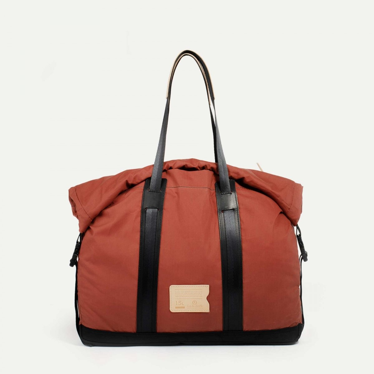 15L Barda Tote bag - Burgundy (image n°1)