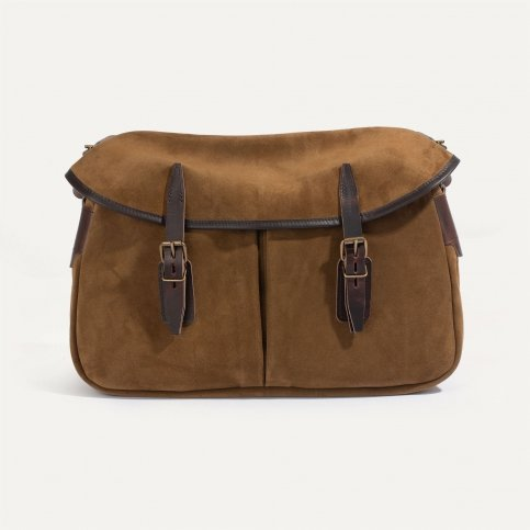 Fisherman's Musette - Tobacco / Suede