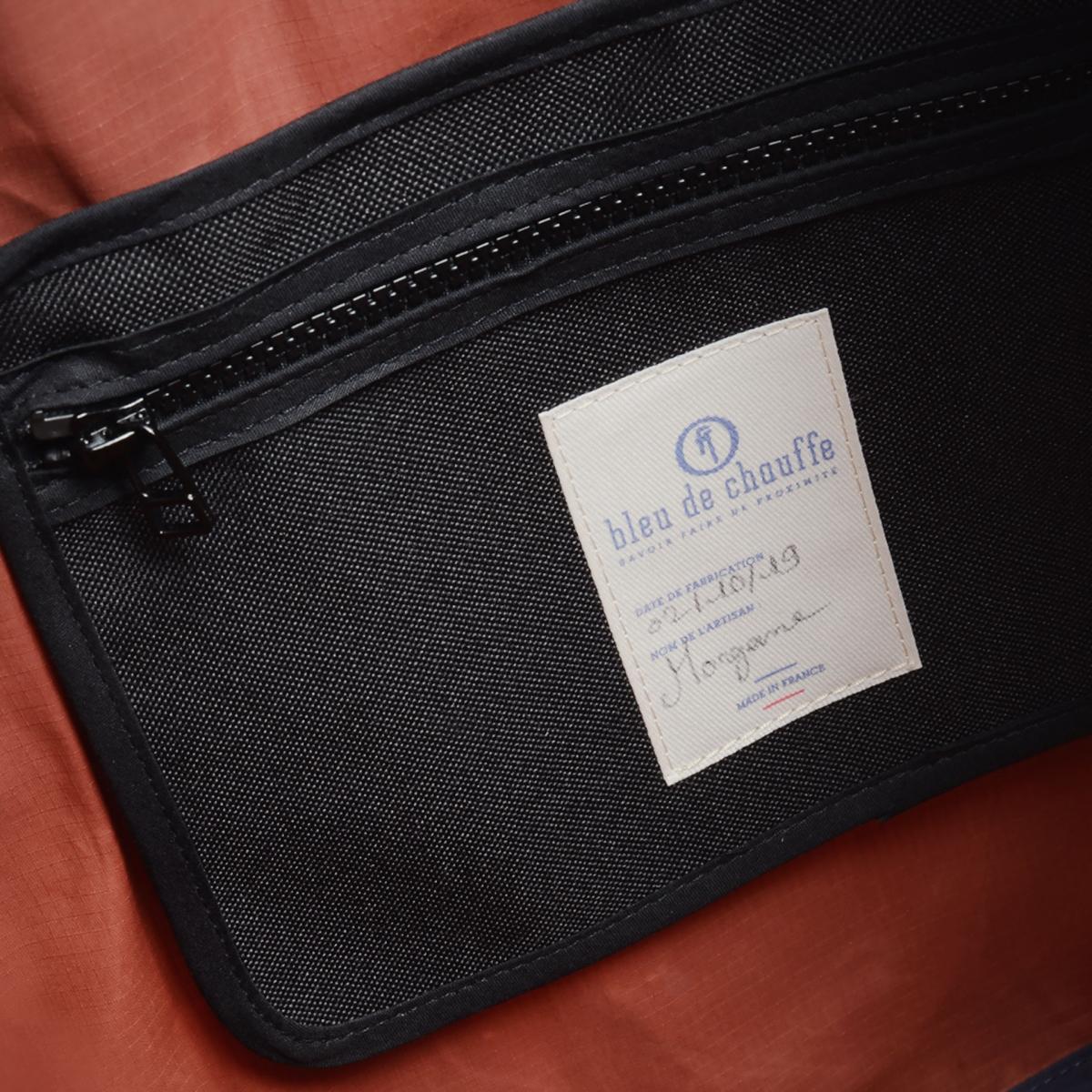 15L Barda Tote bag - Burgundy (image n°4)