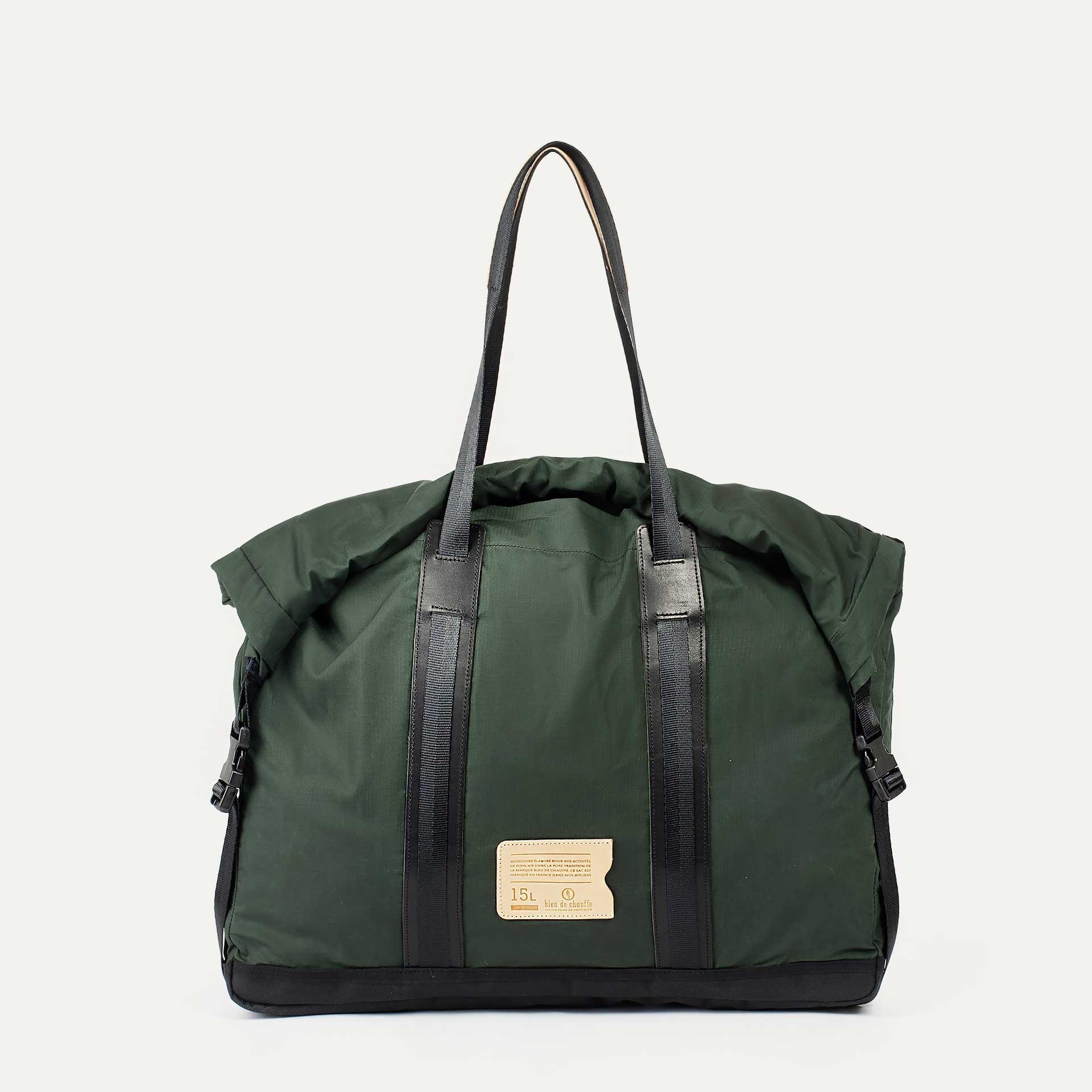 15L Barda Tote bag - Dark Khaki (image n°1)