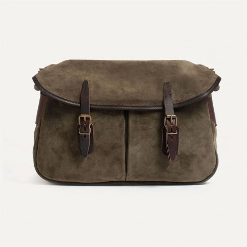 Fisherman's Musette - Musk / Suede