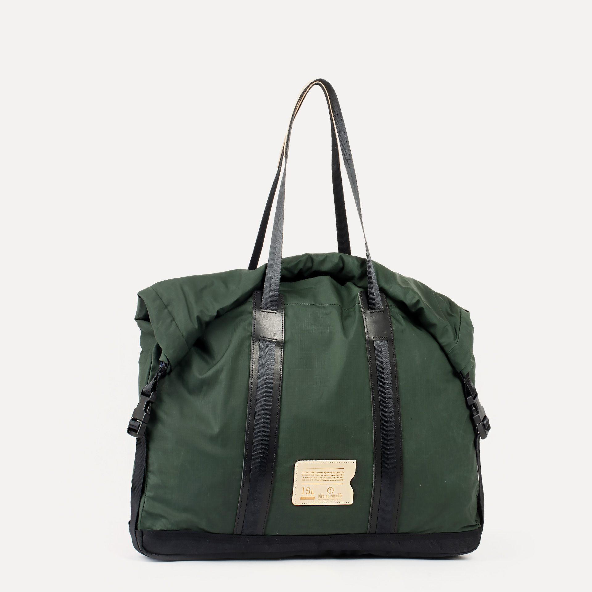 15L Barda Tote bag - Dark Khaki (image n°2)