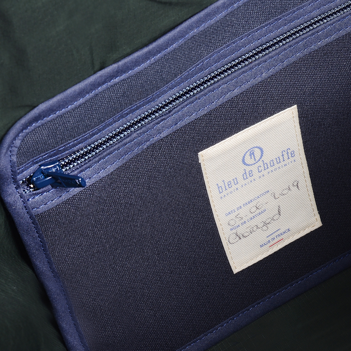 15L Barda Tote bag - Dark Khaki (image n°4)