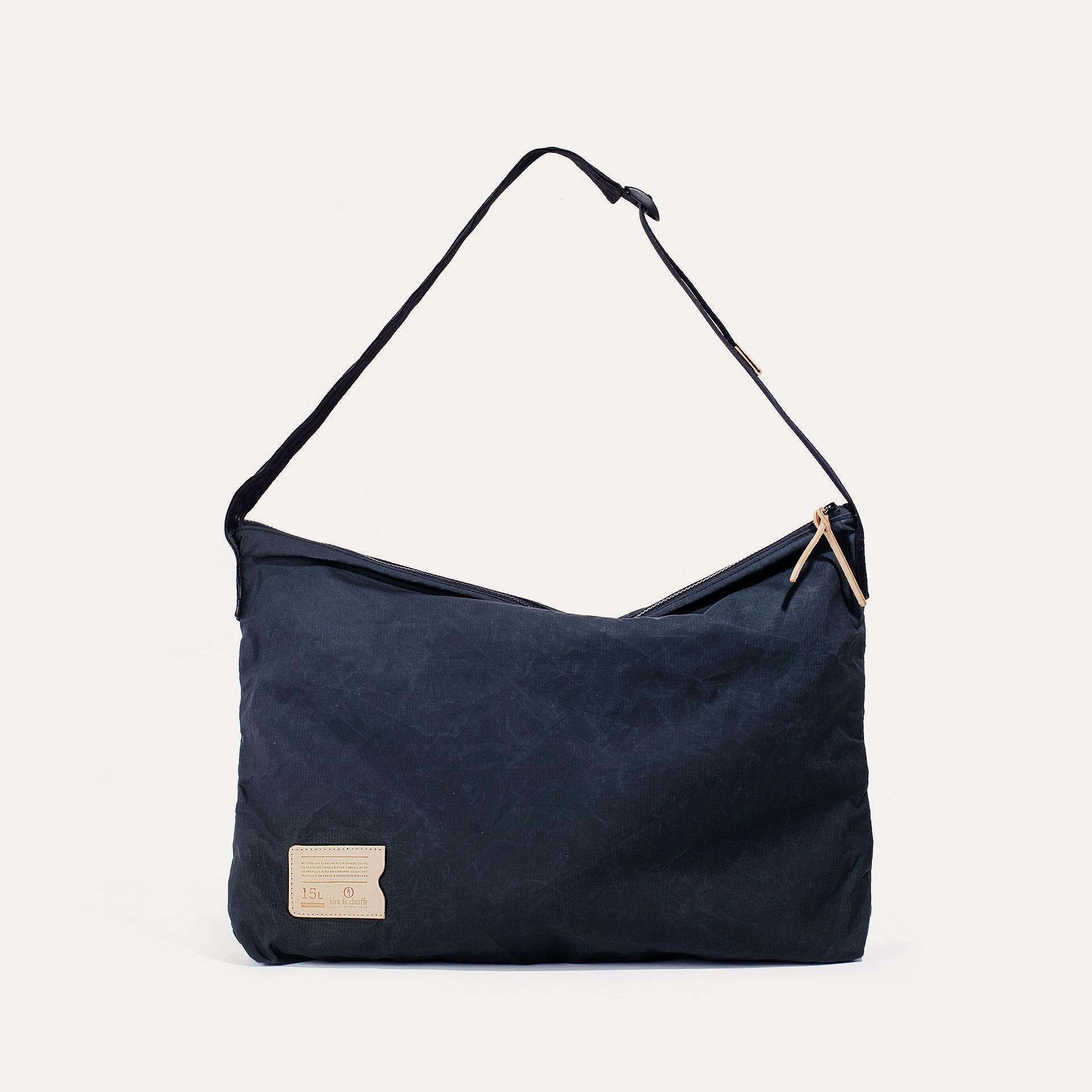 Besace Baston 15L - Hague Blue (image n°1)
