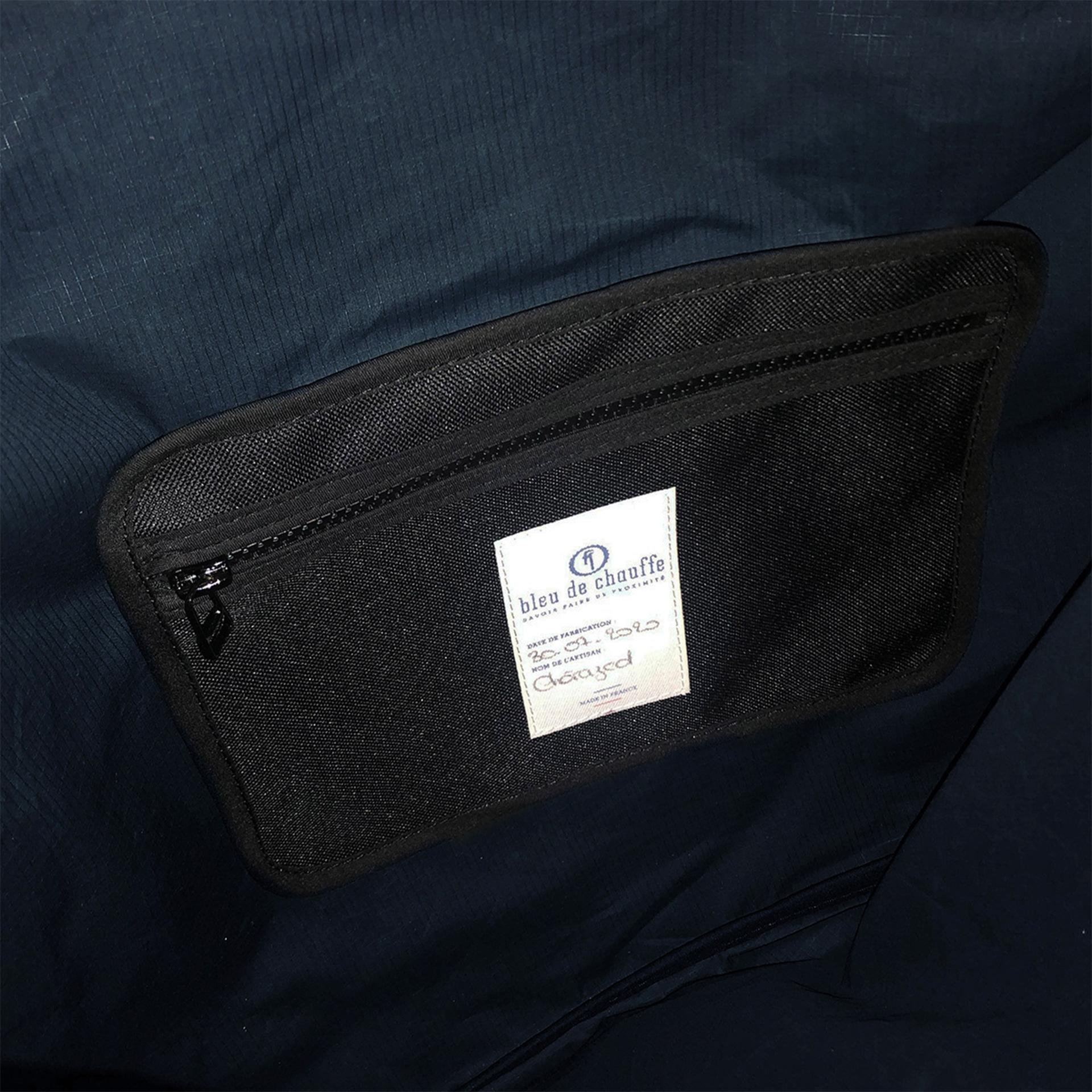 Baston Messenger Bag - Hague Blue (image n°3)