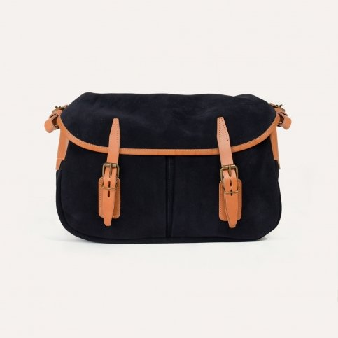 Fisherman's Musette S / Suede - Blue Universe