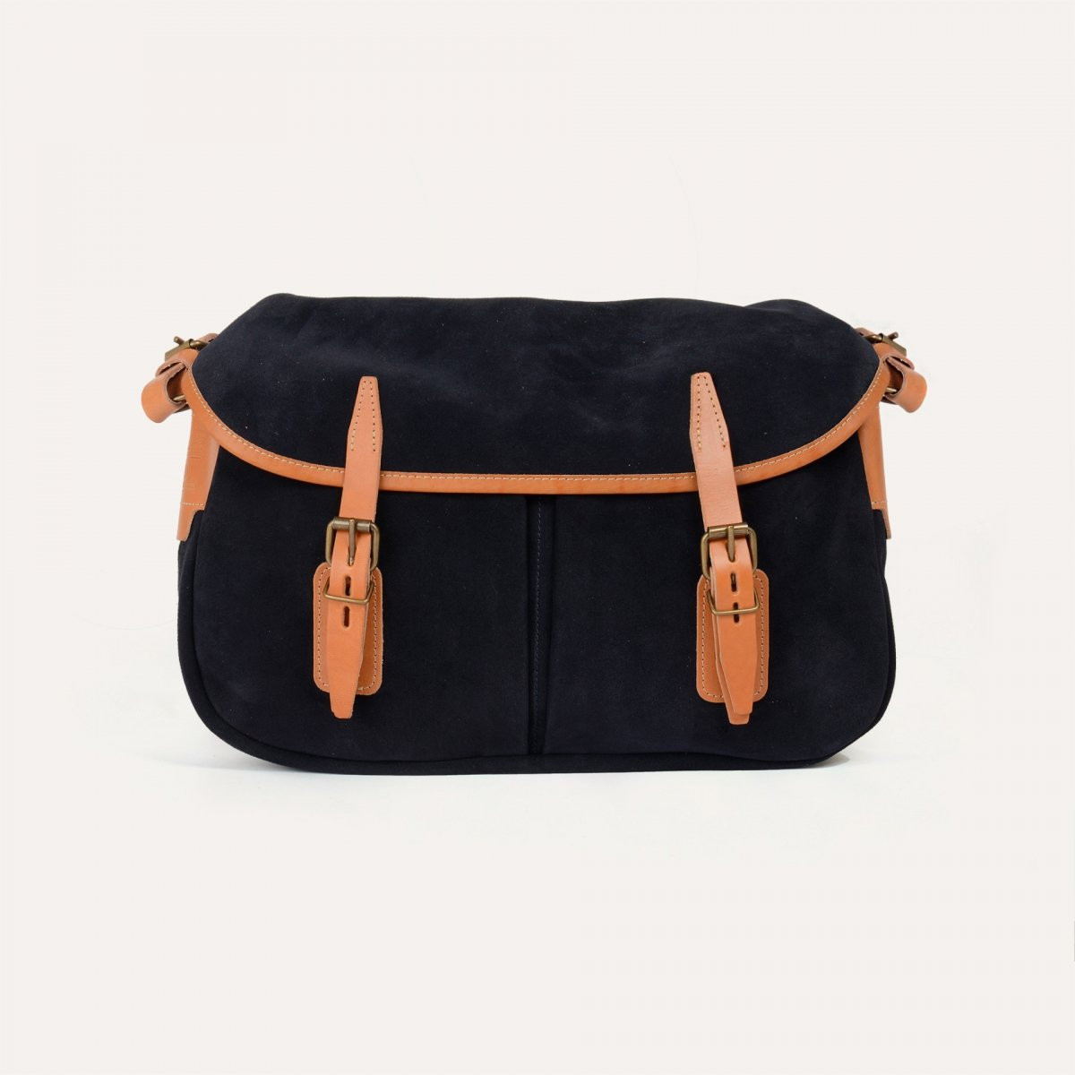Fisherman's Musette S / Suede - Blue Universe (image n°1)