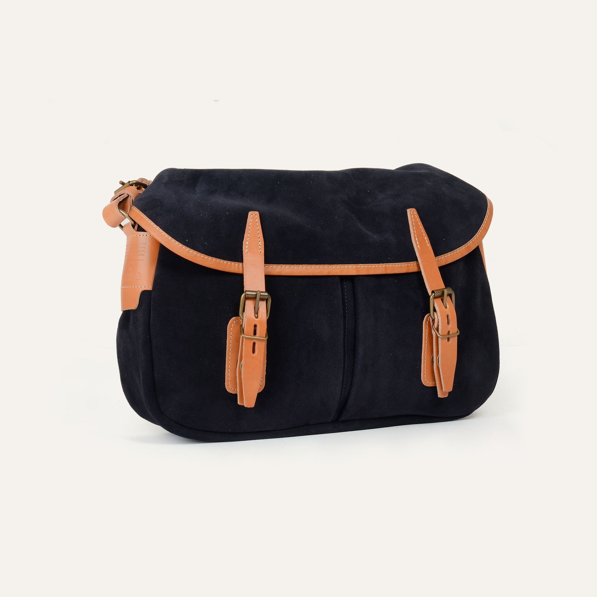 Fisherman's Musette S / Suede - Blue Universe (image n°2)
