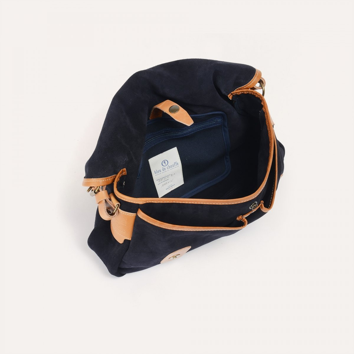 Fisherman's Musette S / Suede - Blue Universe (image n°4)