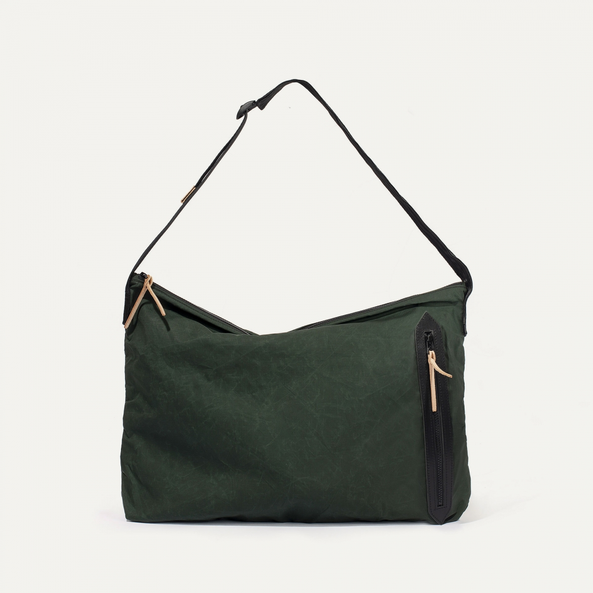 Baston Messenger Bag - Dark Khaki (image n°2)