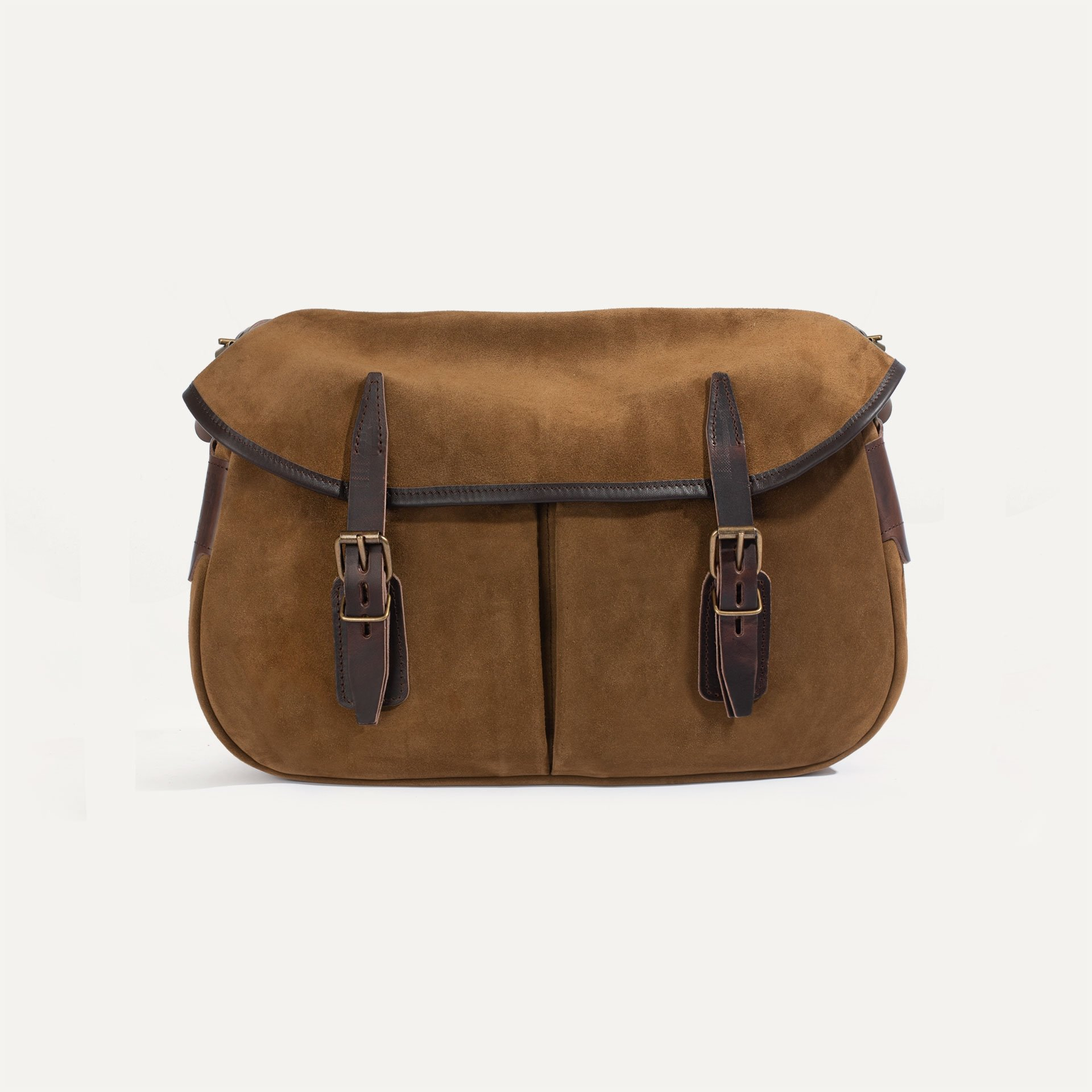 Fisherman's Musette S / Suede - Tobacco (image n°1)