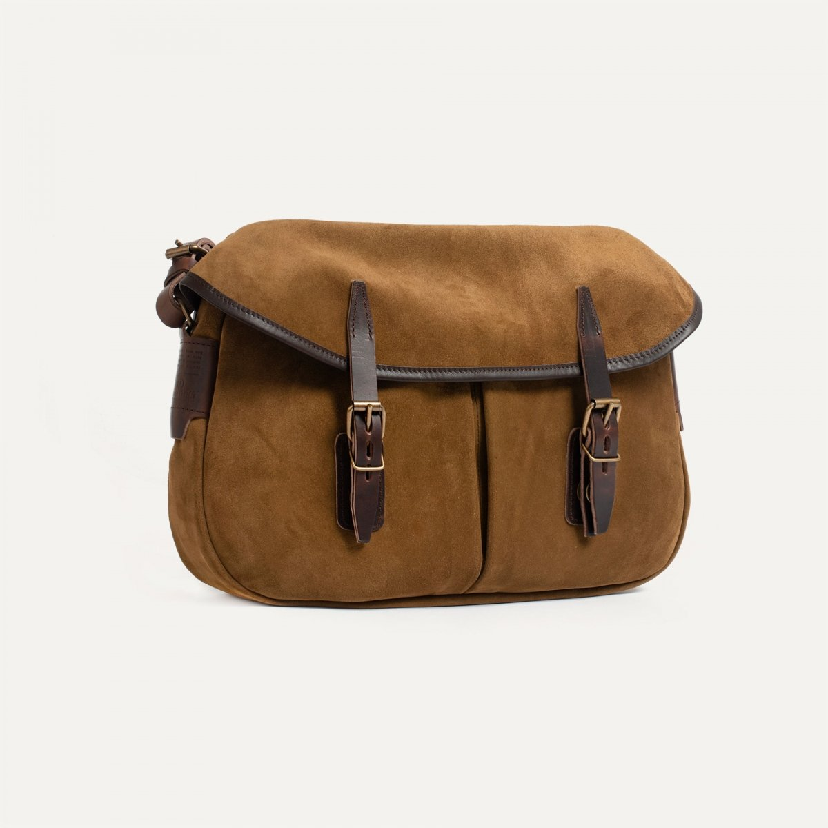 Fisherman's Musette S / Suede - Tobacco (image n°2)