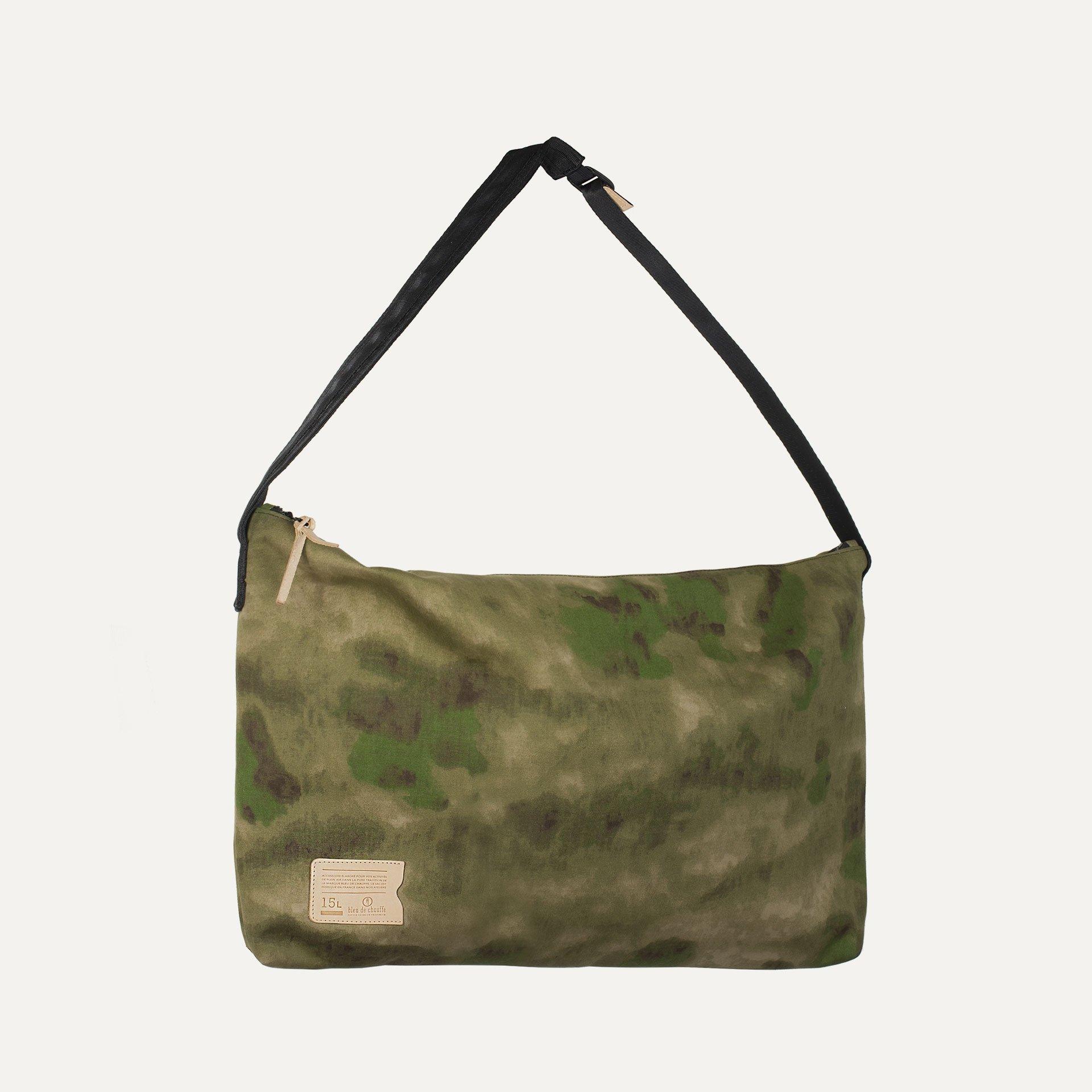 Baston Messenger Bag - Camo (image n°1)