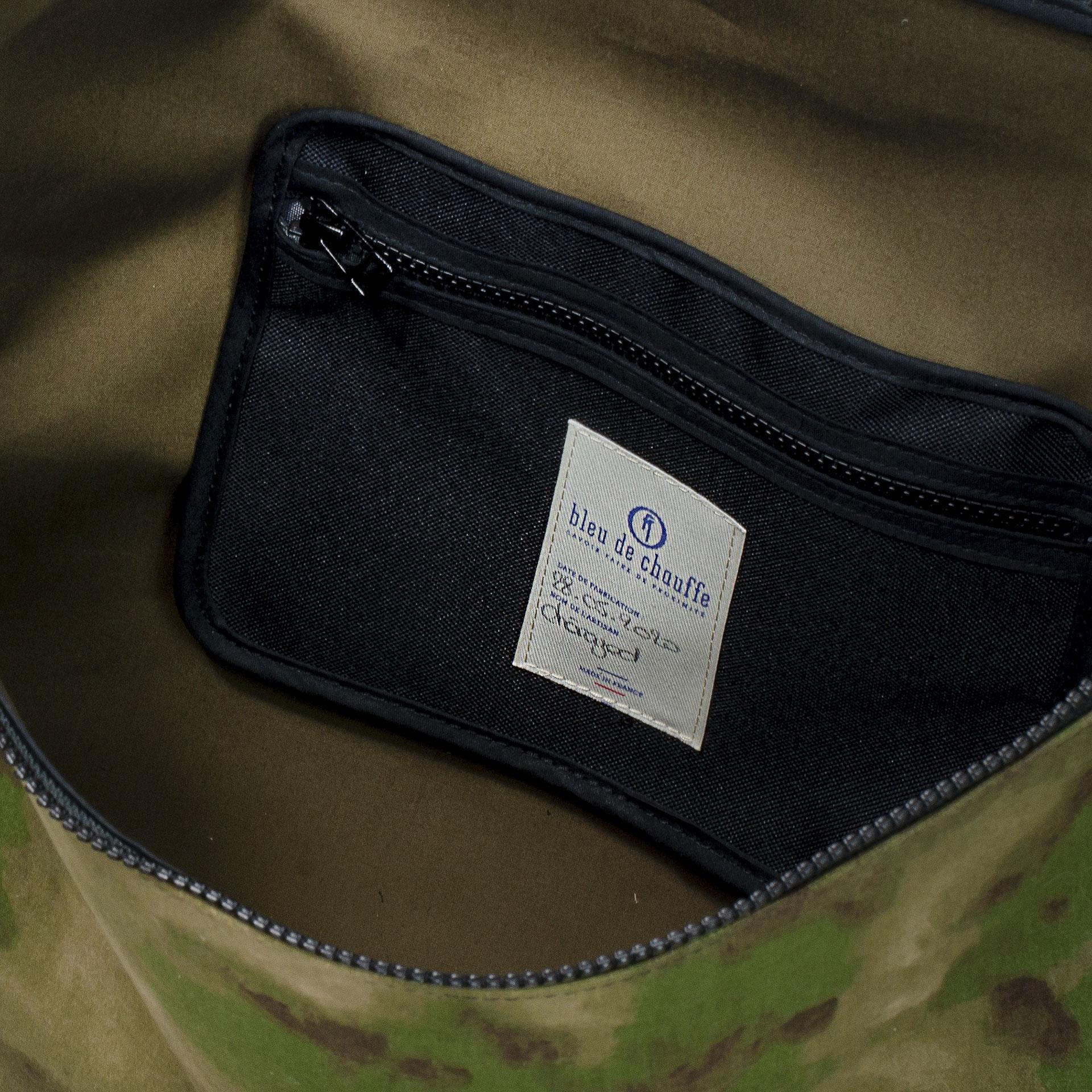 Baston Messenger Bag - Camo (image n°3)