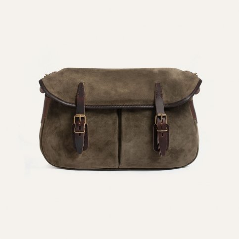 Fisherman's Musette S / Suede - Musk