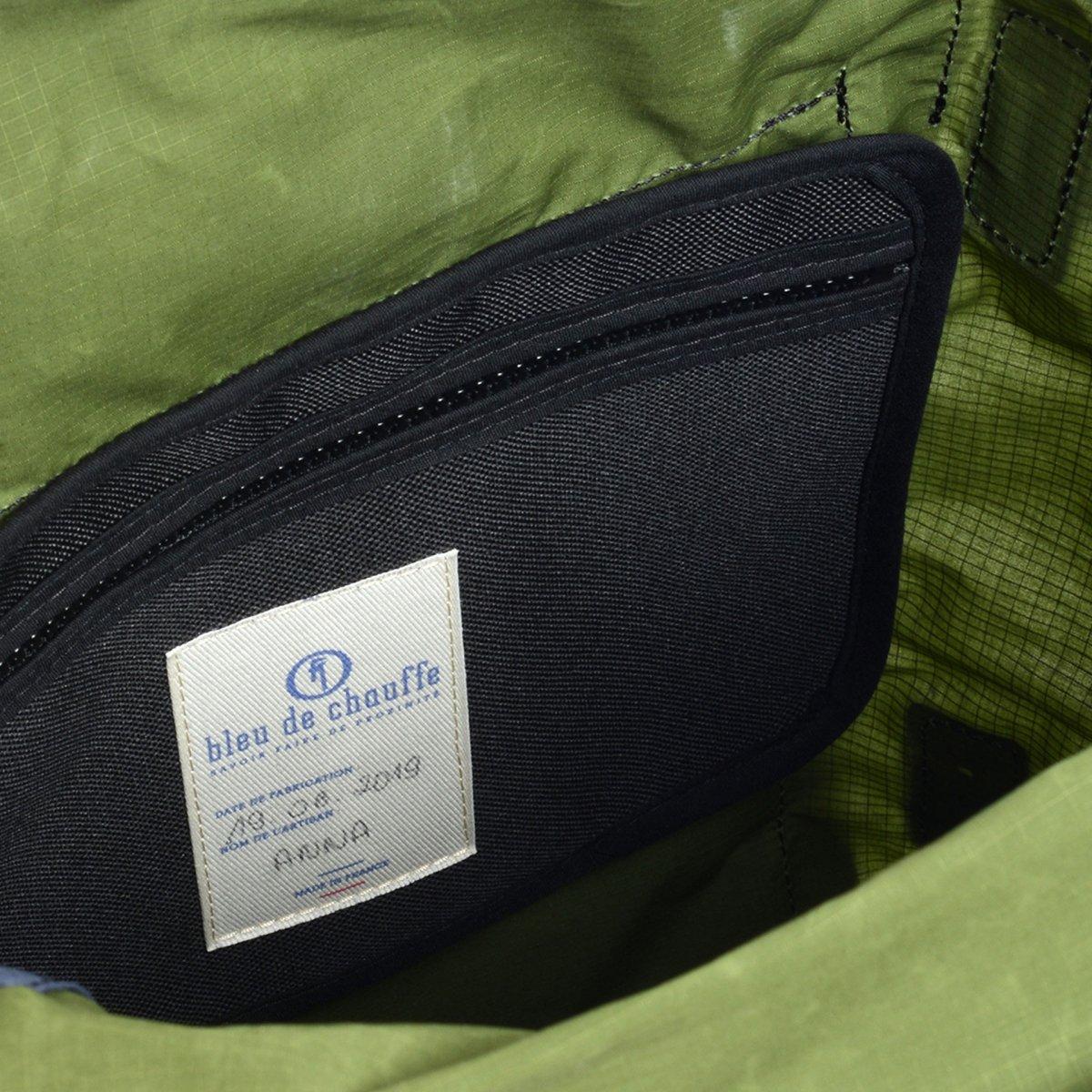 20L Basile Backpack - Bancha Green (image n°4)