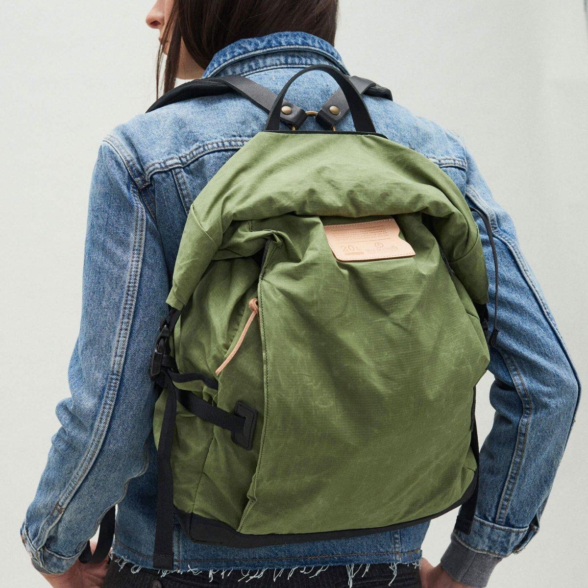 20L Basile Backpack - Bancha Green (image n°6)