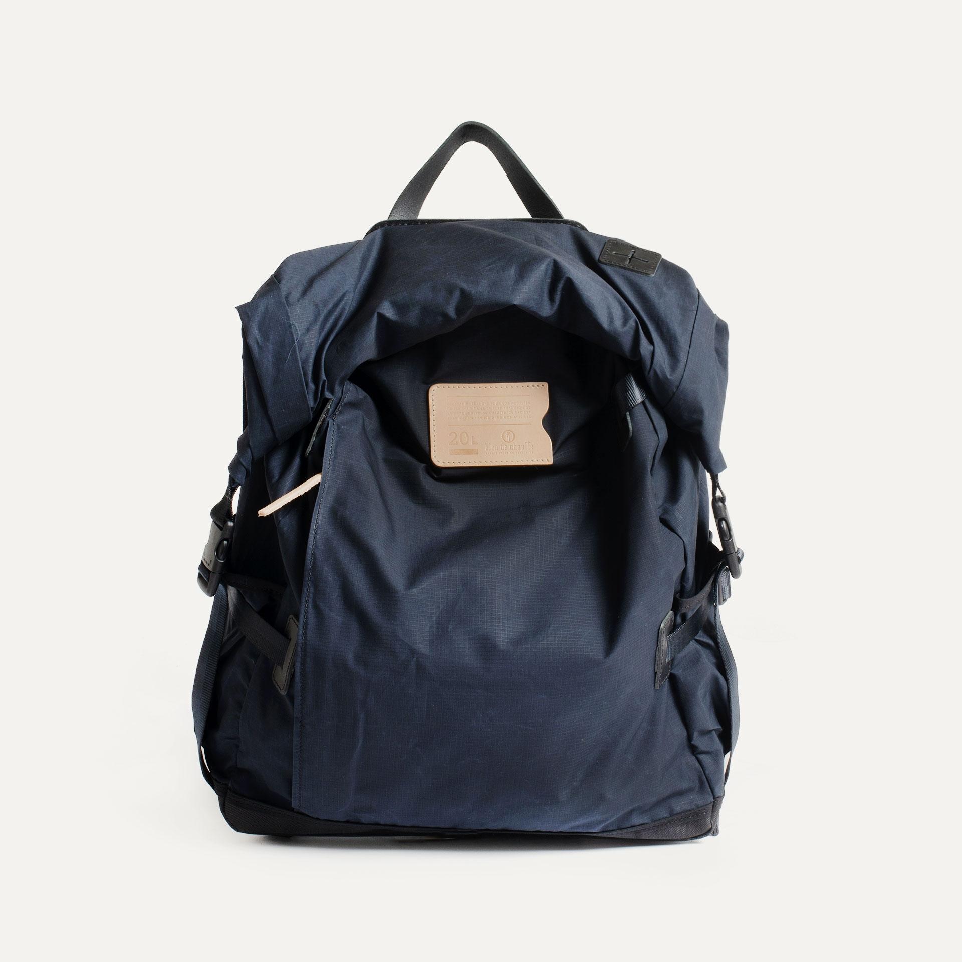 20L Basile Backpack - Hague Blue (image n°1)