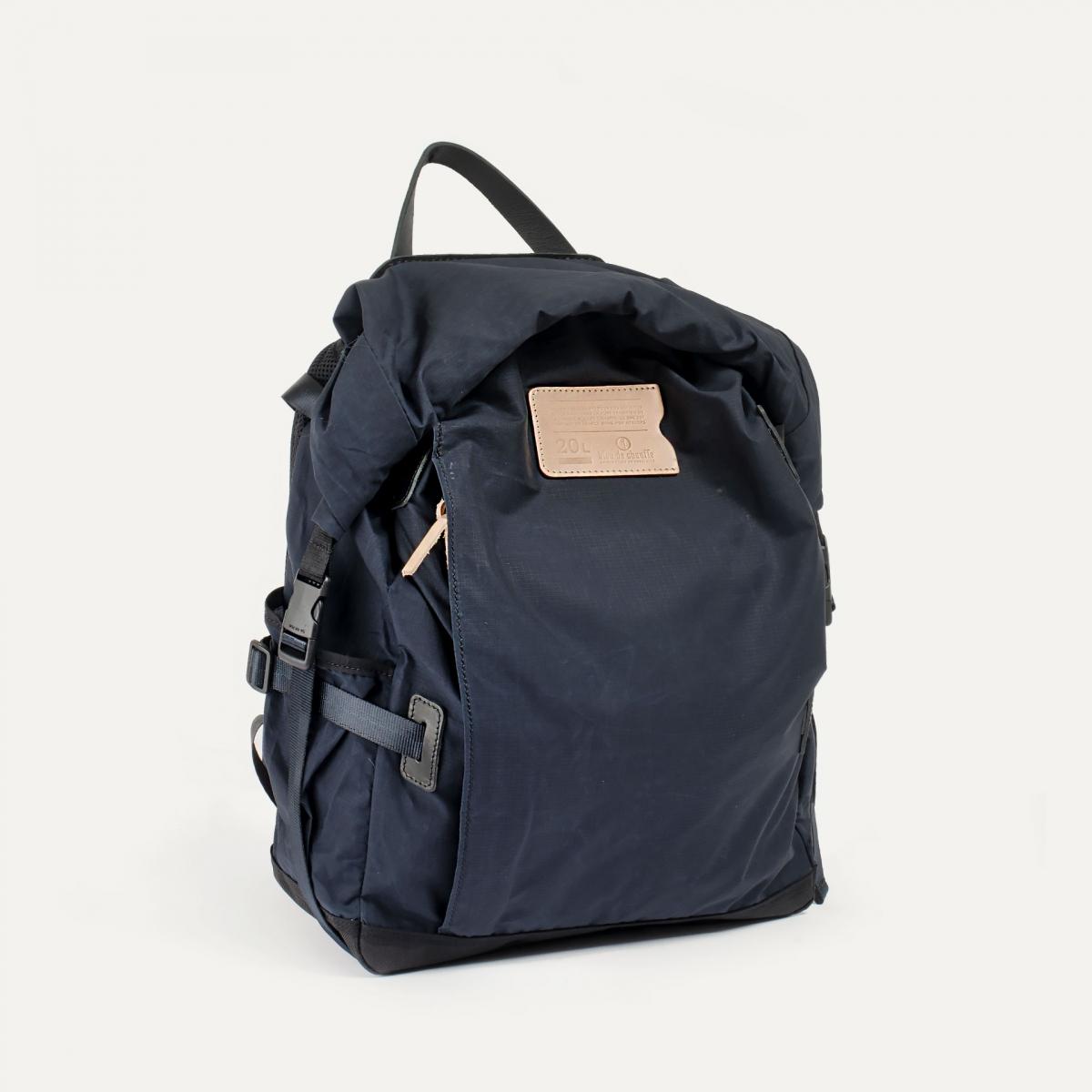 20L Basile Backpack - Hague Blue (image n°2)