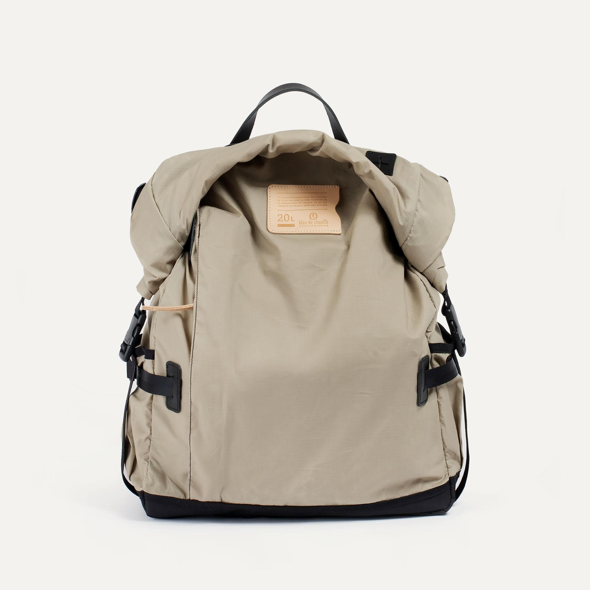 20L Basile Backpack - Beige (image n°1)