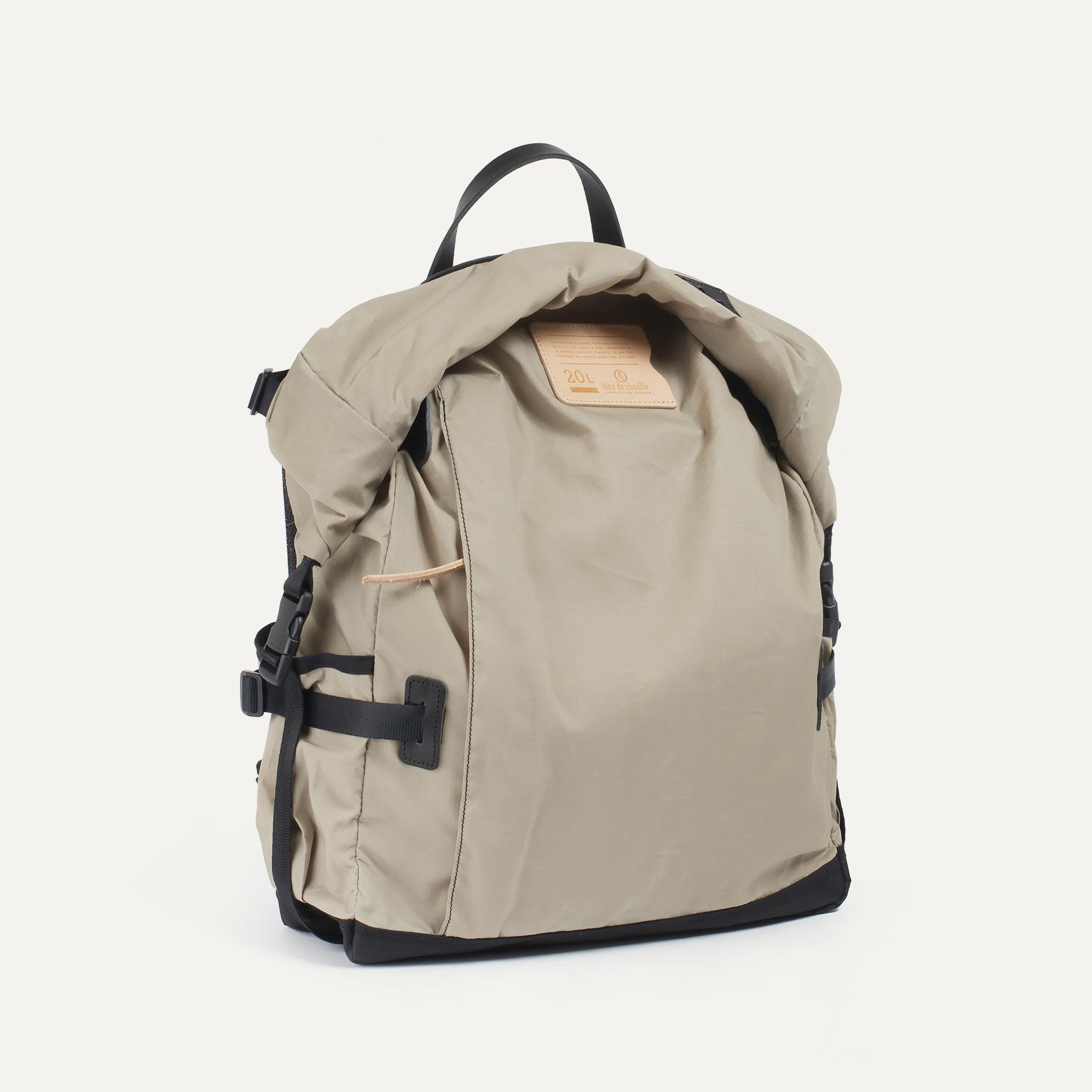 20L Basile Backpack - Beige (image n°2)