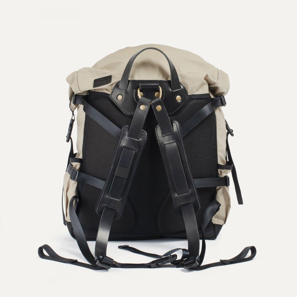 20L Basile Backpack - Beige (image n°3)