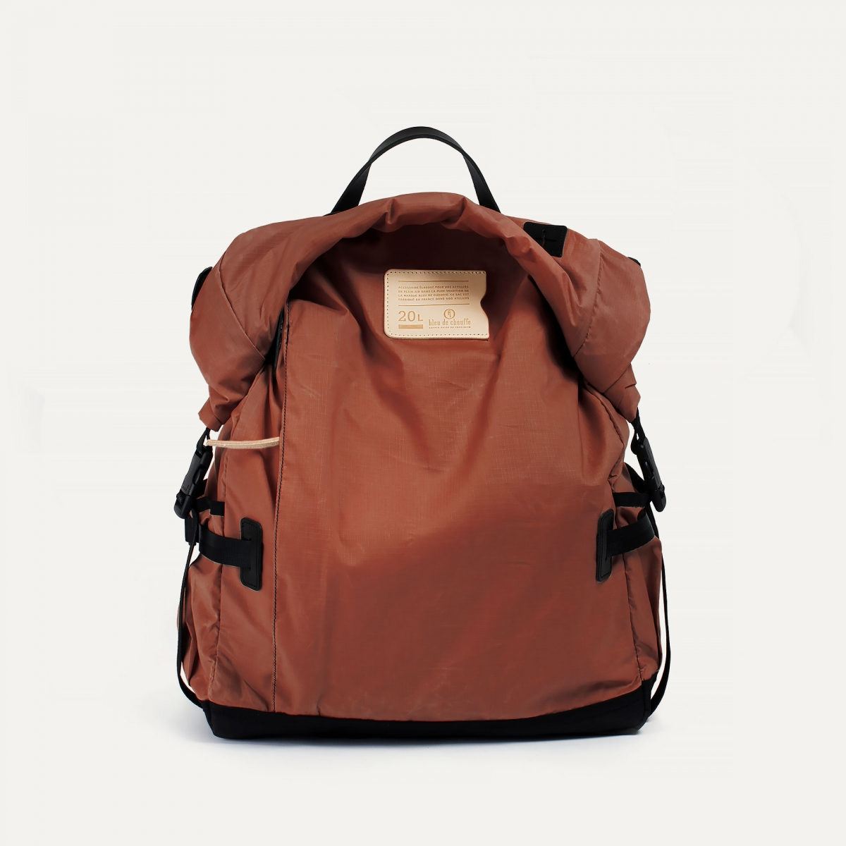 20L Basile Backpack - Burgundy (image n°1)