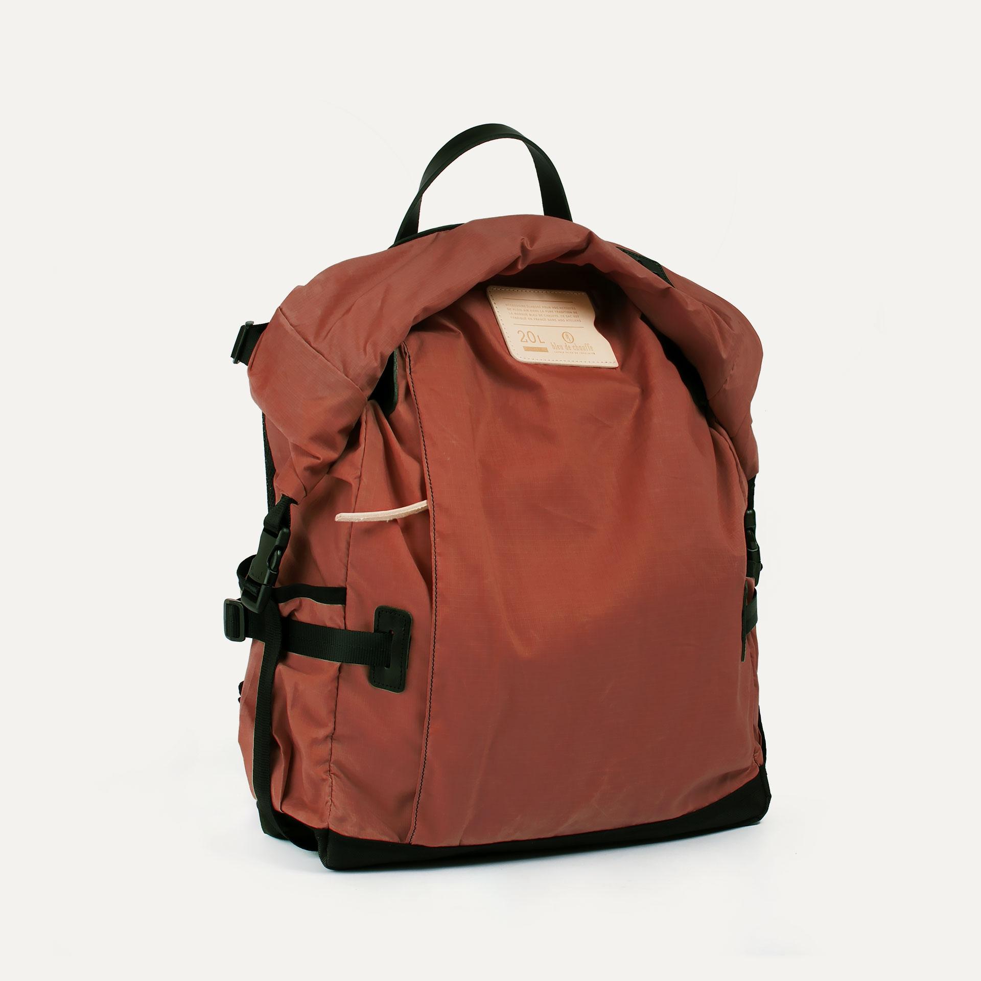 20L Basile Backpack - Burgundy (image n°2)