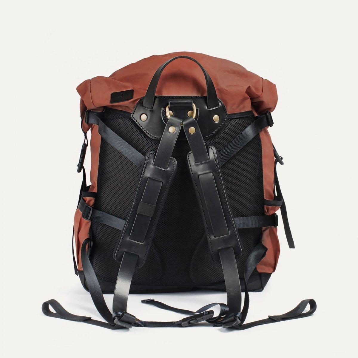 20L Basile Backpack - Burgundy (image n°3)